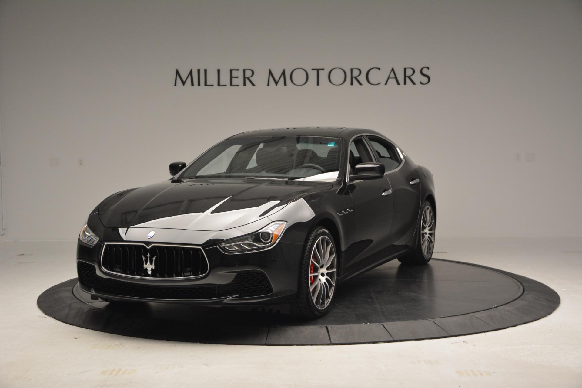 New 2016 Maserati Ghibli S Q4 For Sale In Westport, CT 176_main