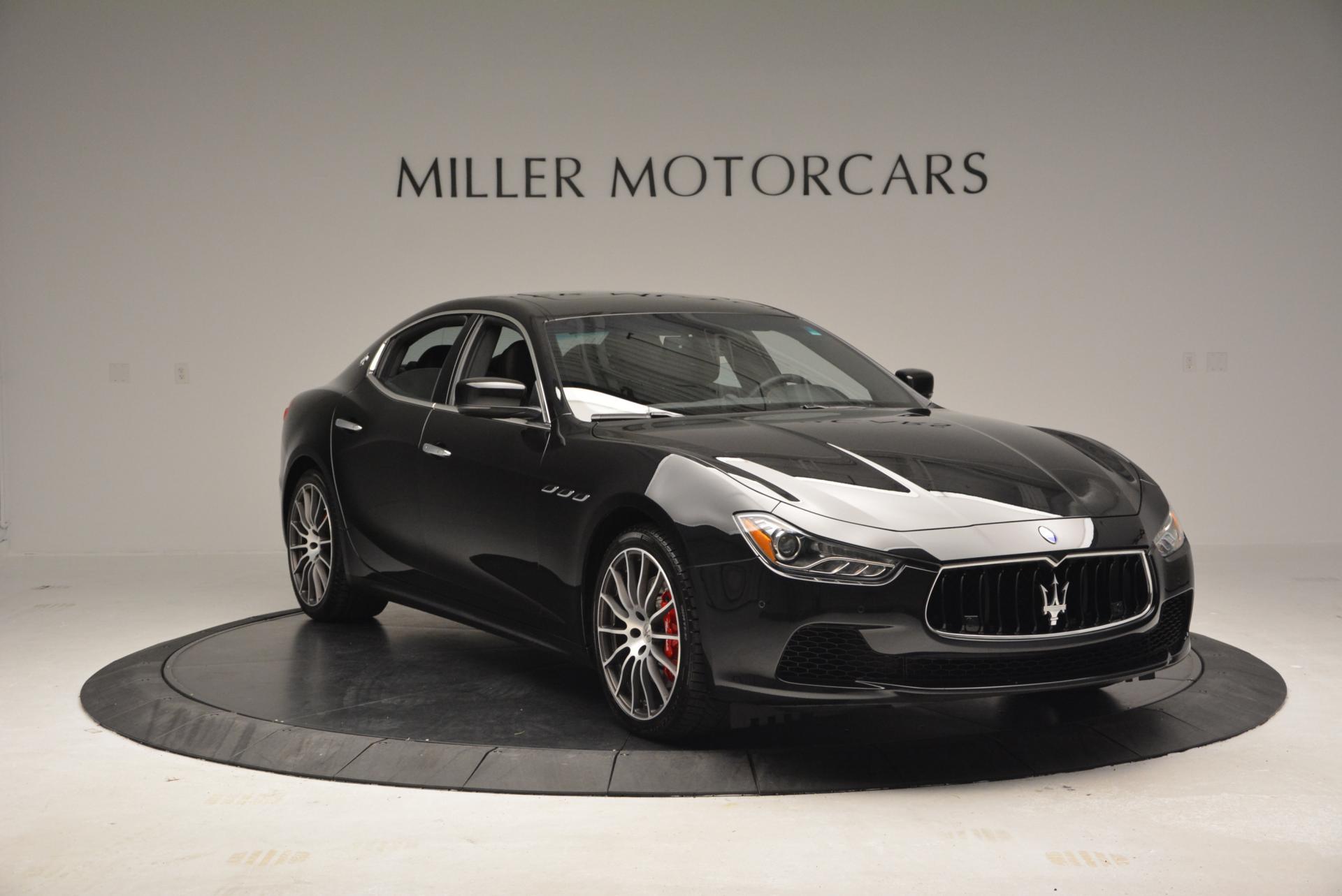 New 2016 Maserati Ghibli S Q4 For Sale In Westport, CT 176_p11