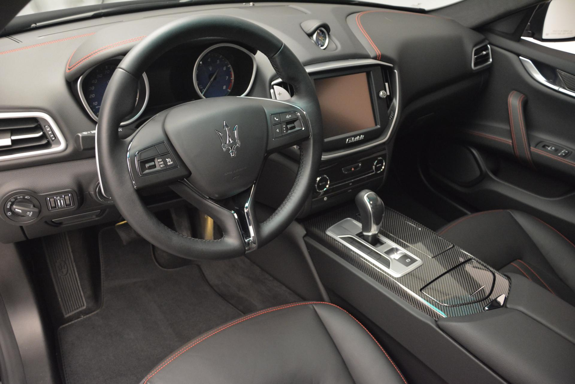 New 2016 Maserati Ghibli S Q4 For Sale In Westport, CT 176_p13