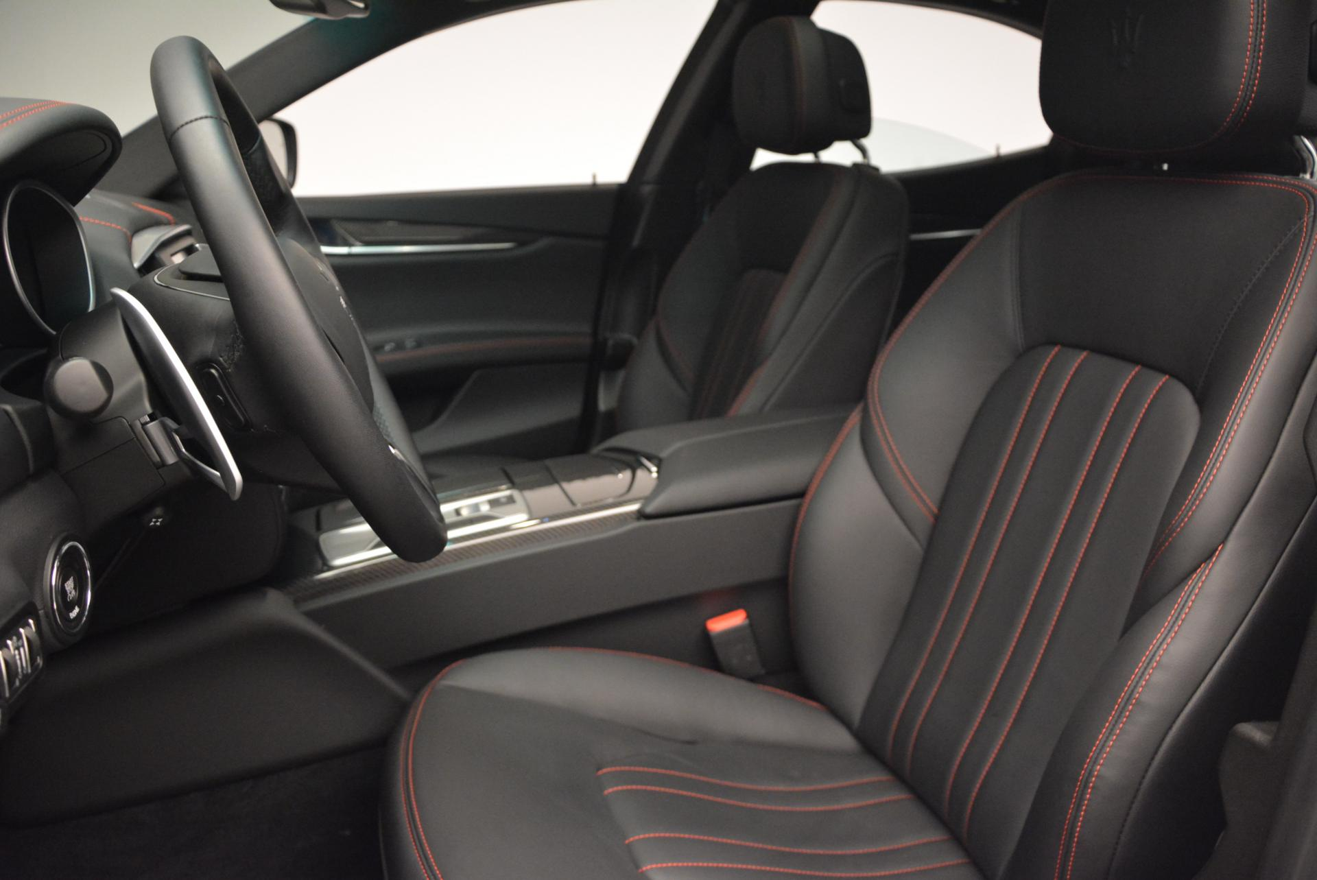 New 2016 Maserati Ghibli S Q4 For Sale In Westport, CT 176_p14