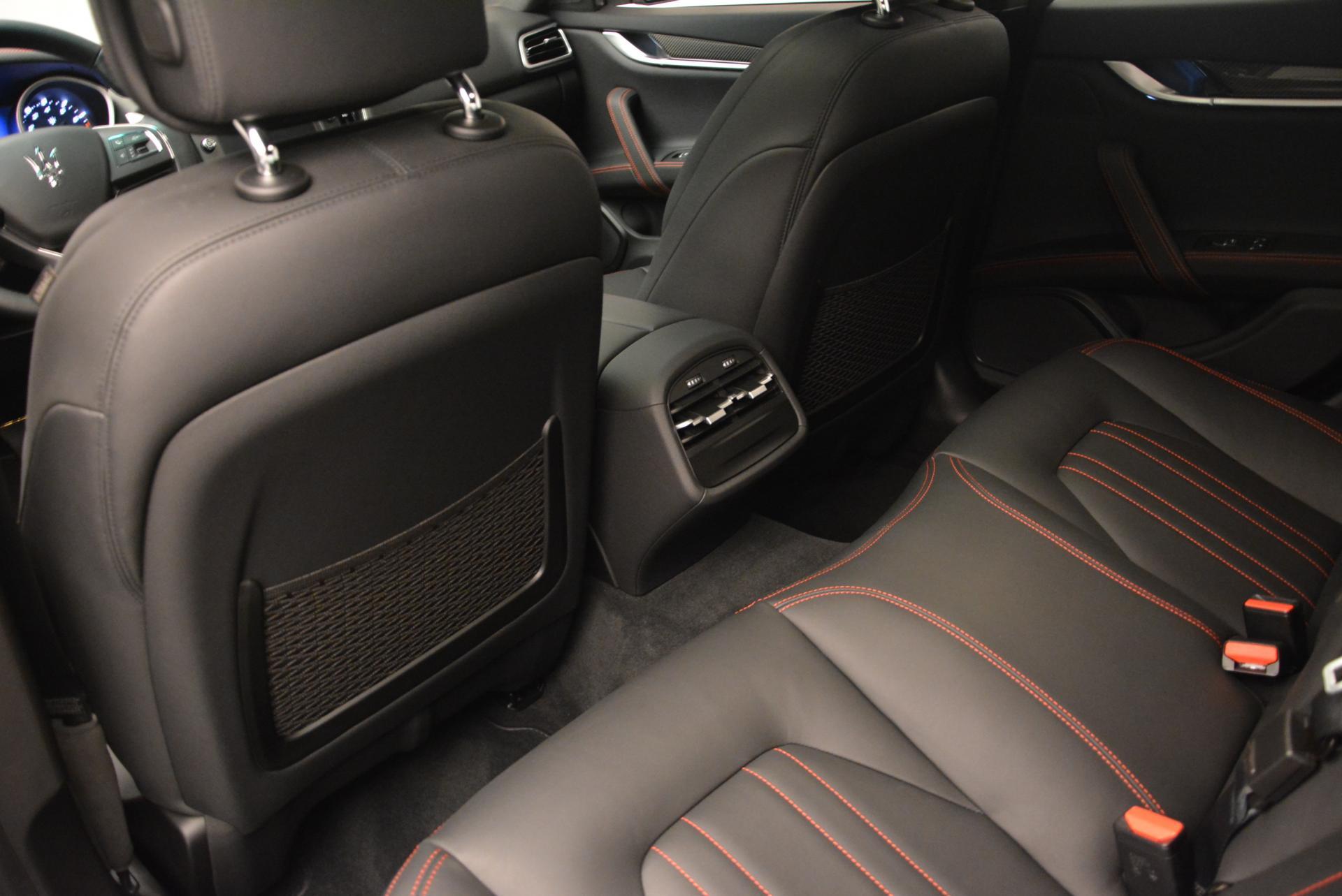New 2016 Maserati Ghibli S Q4 For Sale In Westport, CT 176_p15