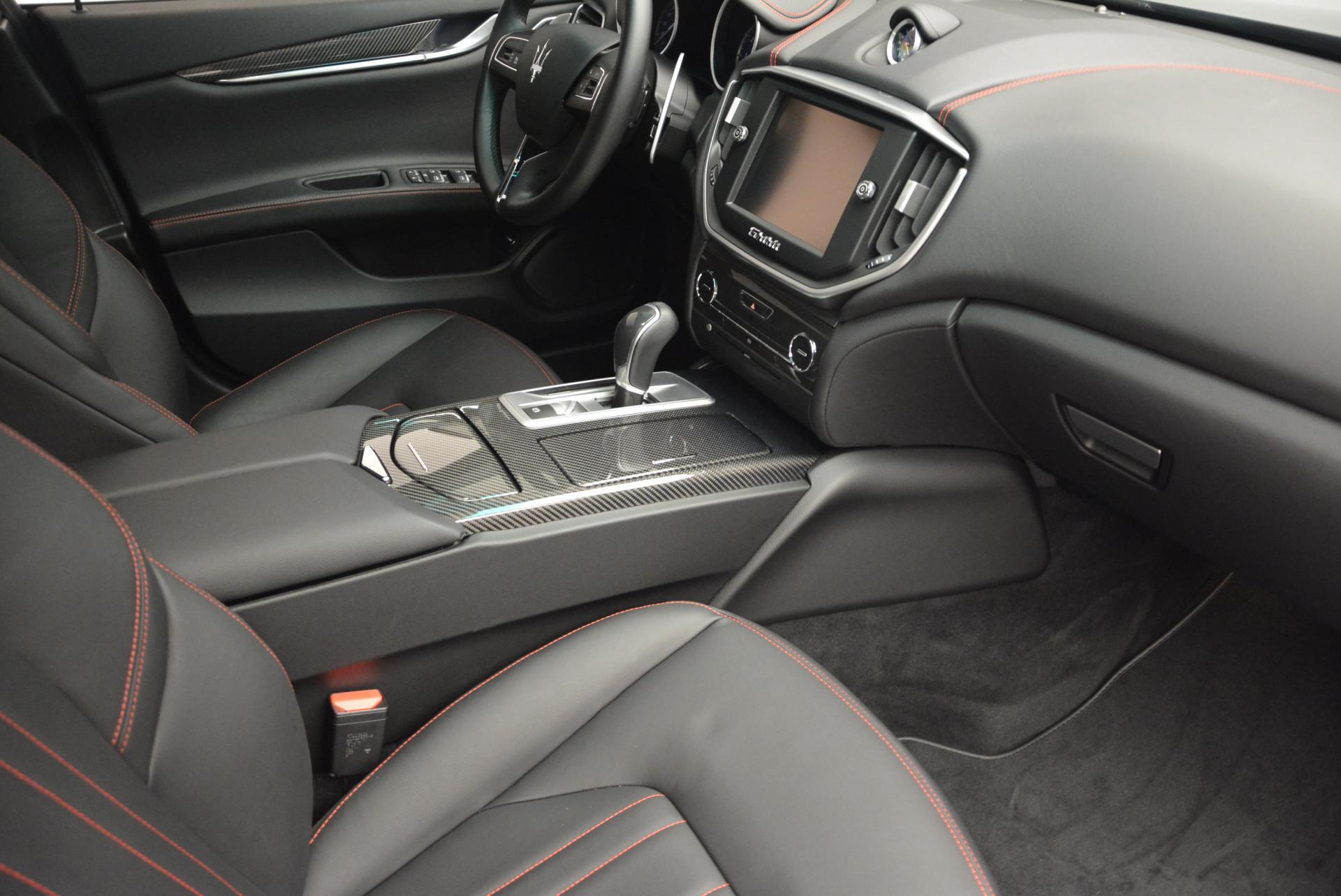 New 2016 Maserati Ghibli S Q4 For Sale In Westport, CT 176_p19