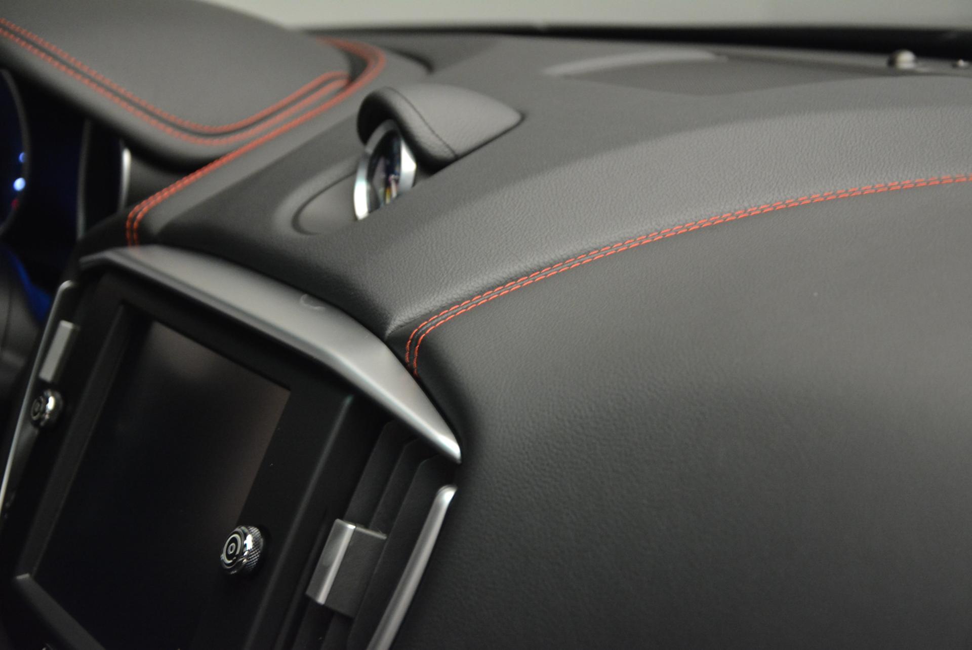 New 2016 Maserati Ghibli S Q4 For Sale In Westport, CT 176_p25