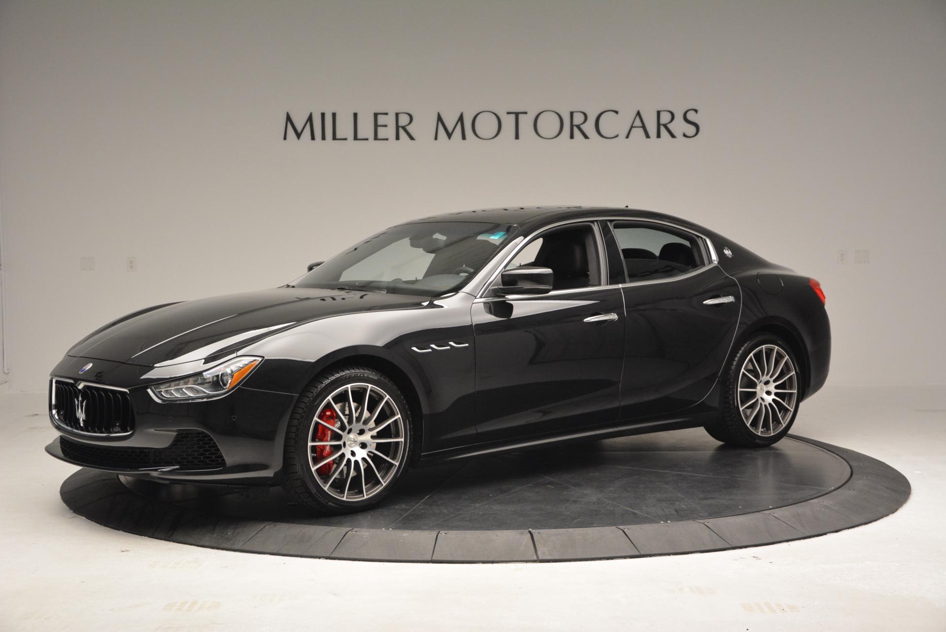New 2016 Maserati Ghibli S Q4 For Sale In Westport, CT 176_p2