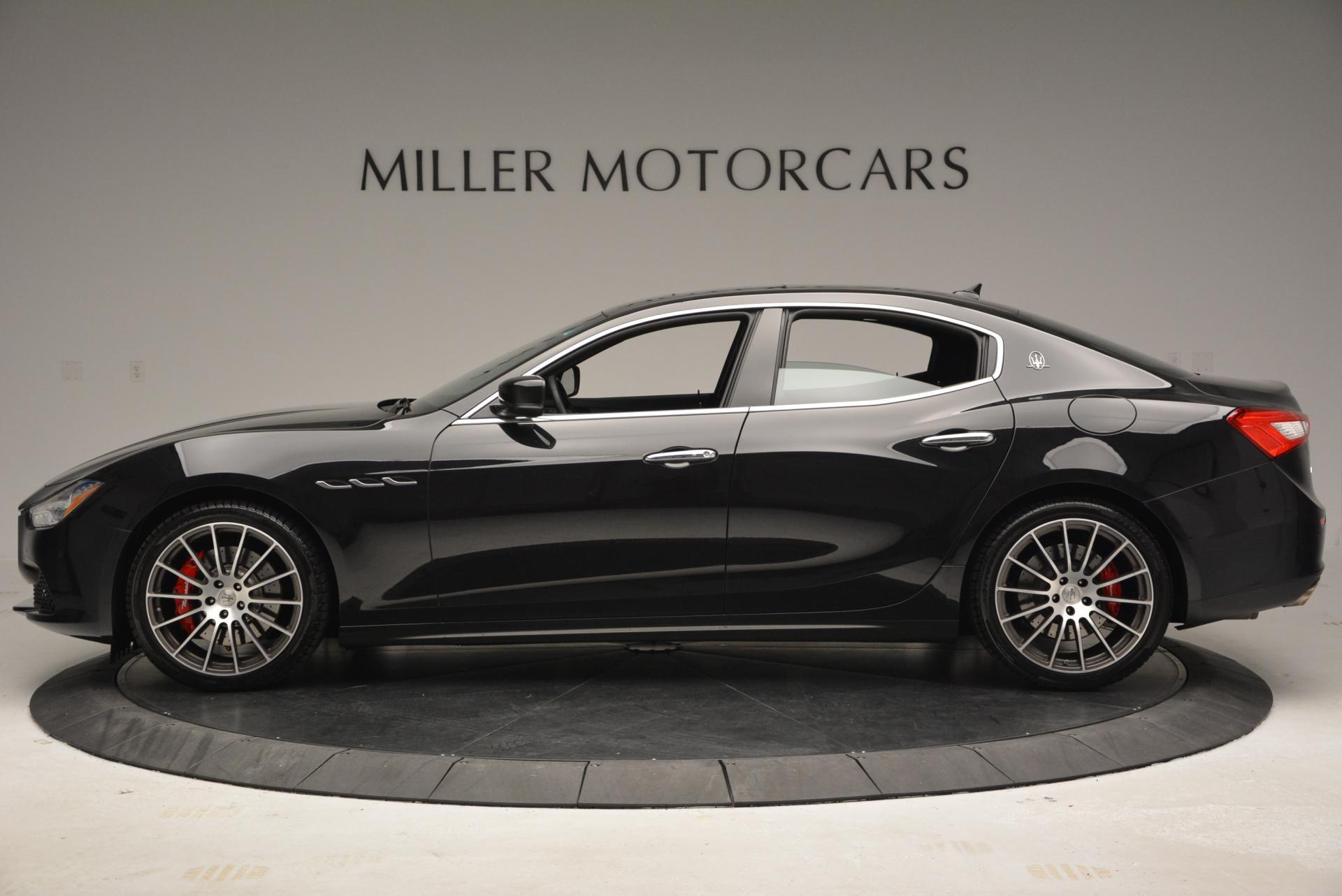 New 2016 Maserati Ghibli S Q4 For Sale In Westport, CT 176_p3