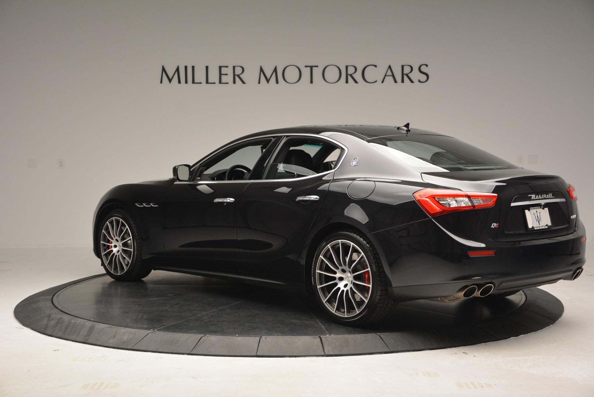 New 2016 Maserati Ghibli S Q4 For Sale In Westport, CT 176_p4