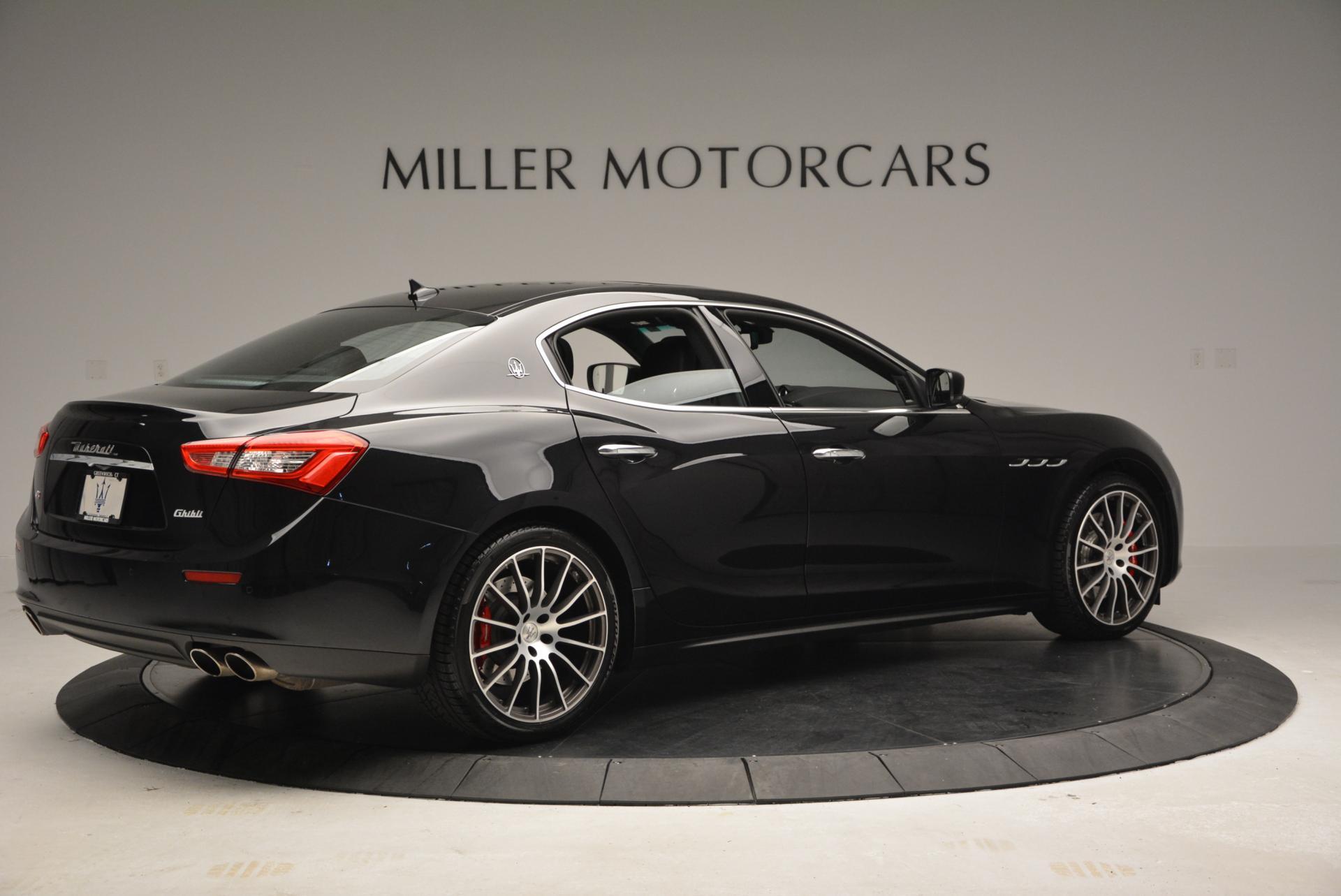 New 2016 Maserati Ghibli S Q4 For Sale In Westport, CT 176_p8