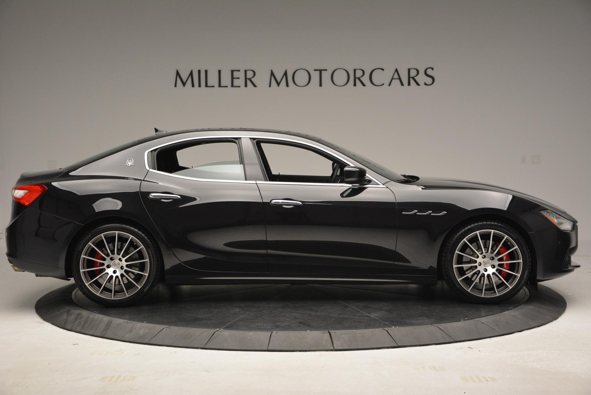 New 2016 Maserati Ghibli S Q4 For Sale In Westport, CT 176_p9