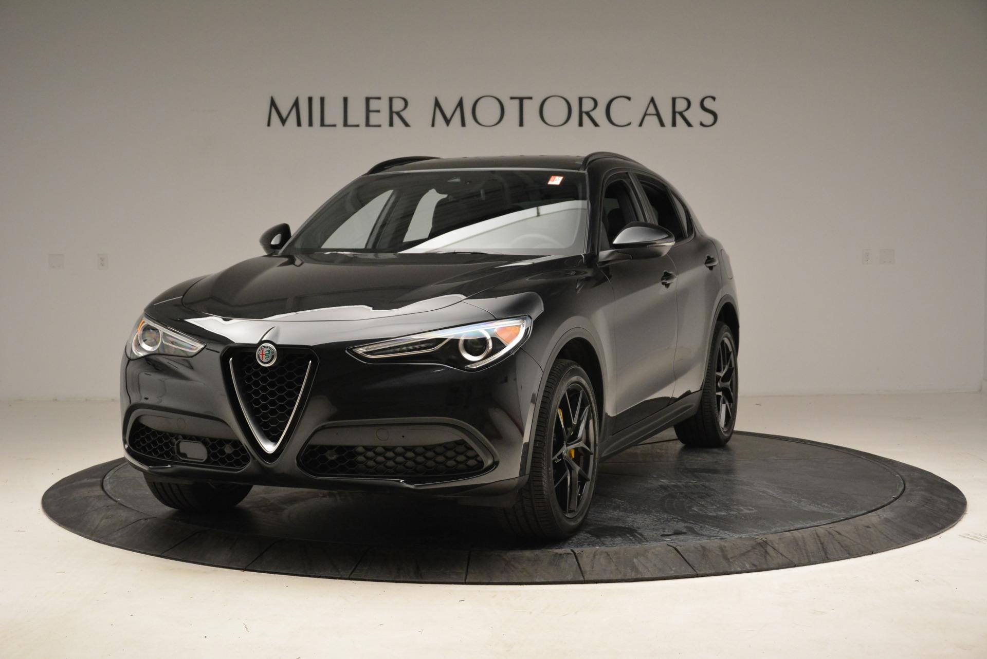 New 2018 Alfa Romeo Stelvio Ti Sport Q4 For Sale In Westport, CT 1760_main