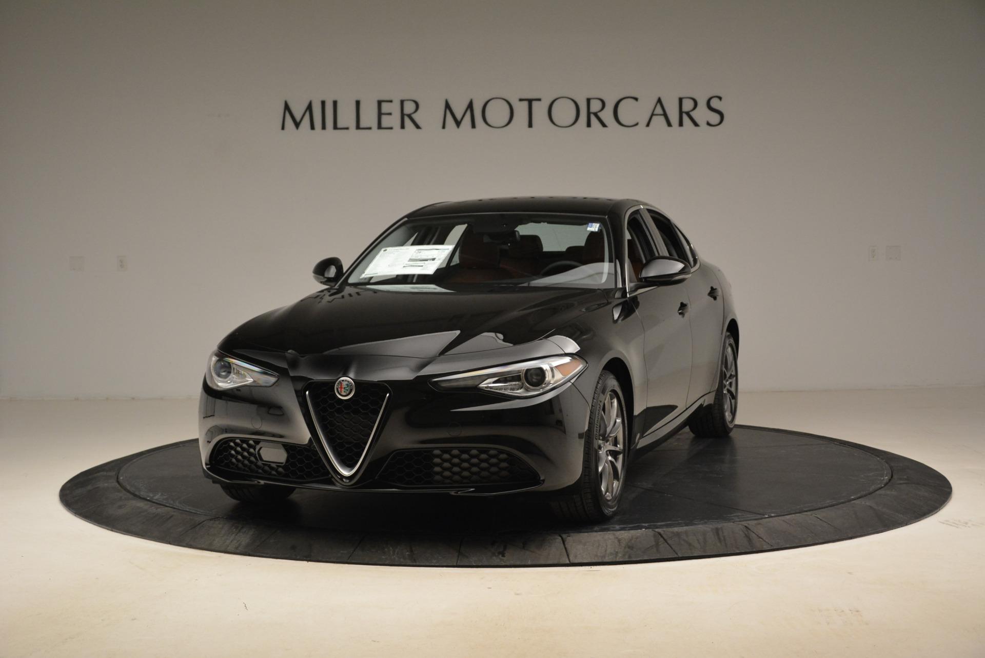 New 2018 Alfa Romeo Giulia Q4 For Sale In Westport, CT 1762_main