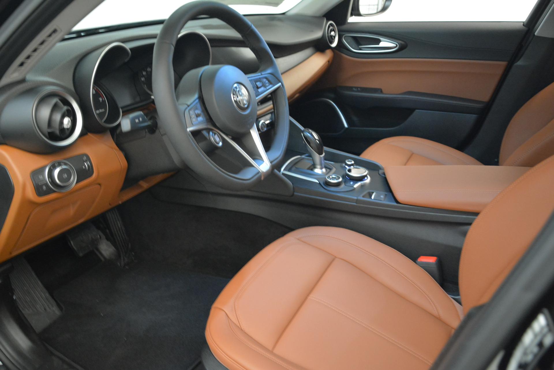 New 2018 Alfa Romeo Giulia Q4 For Sale In Westport, CT 1762_p13