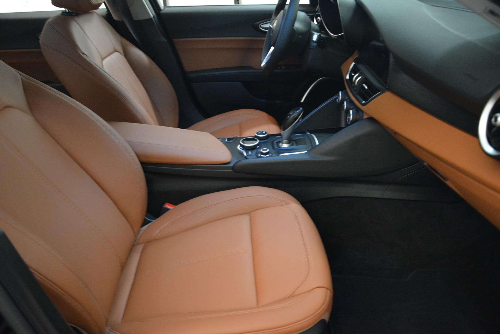 New 2018 Alfa Romeo Giulia Q4 For Sale In Westport, CT 1762_p20