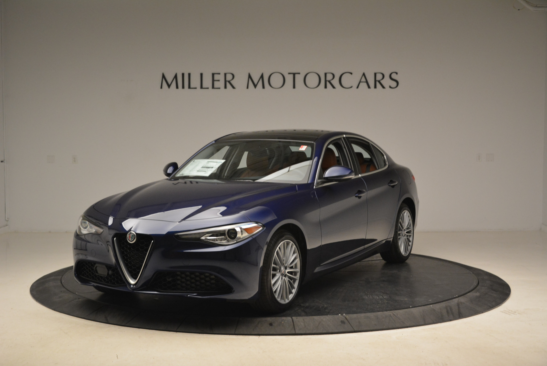 New 2018 Alfa Romeo Giulia Ti Lusso Q4 For Sale In Westport, CT 1764_main