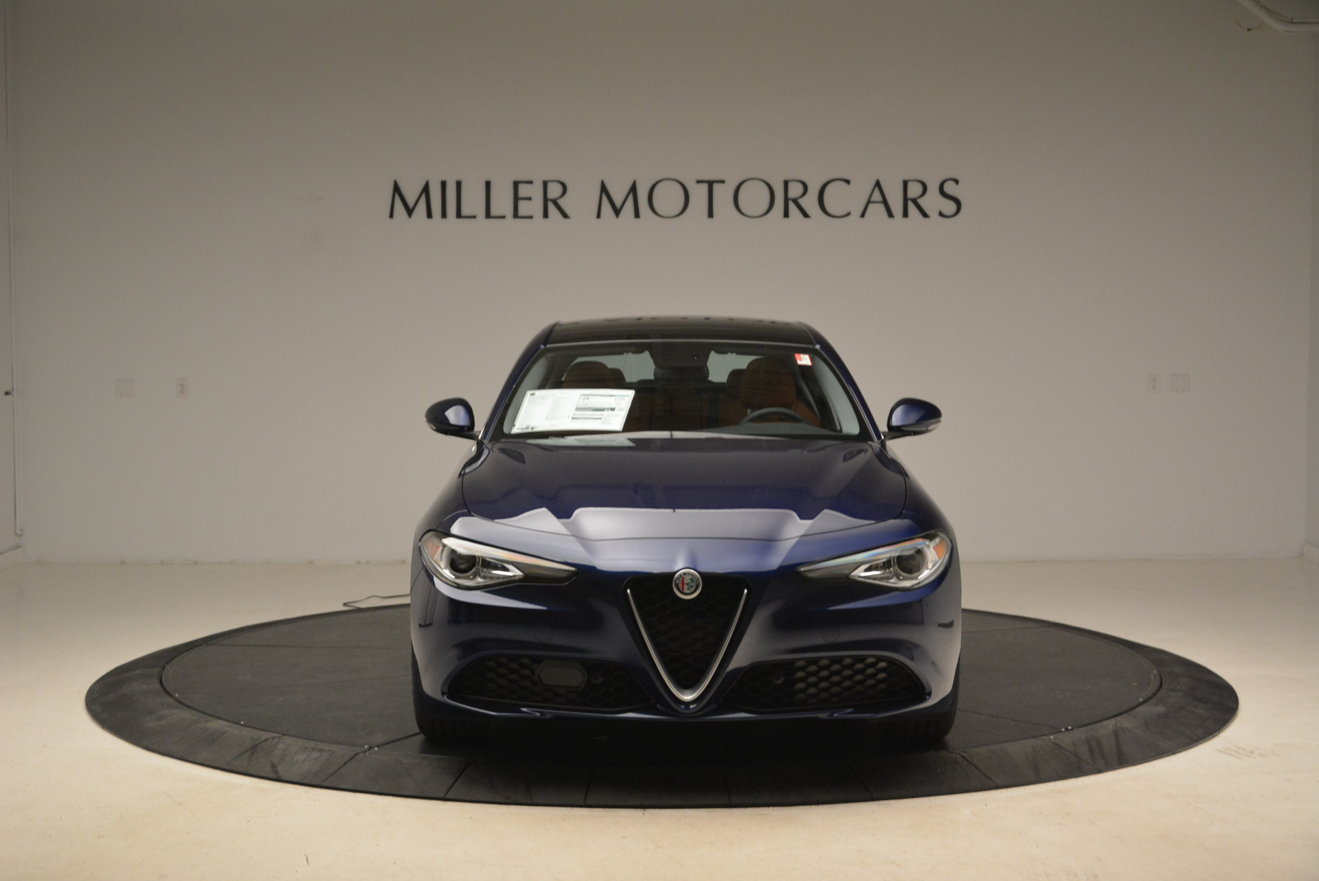 New 2018 Alfa Romeo Giulia Ti Lusso Q4 For Sale In Westport, CT 1764_p12