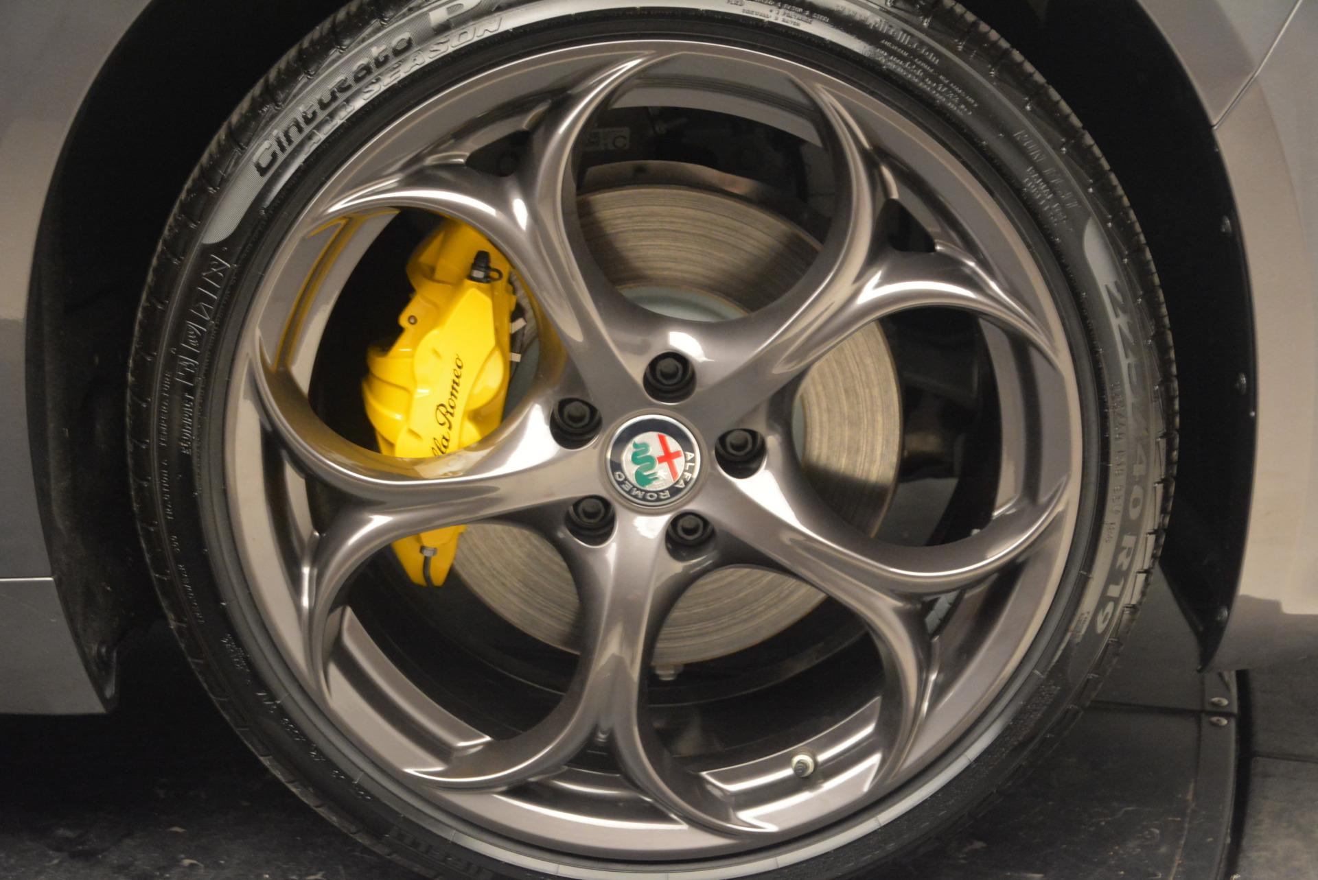 New 2018 Alfa Romeo Giulia Ti Sport Q4 For Sale In Westport, CT 1765_p25