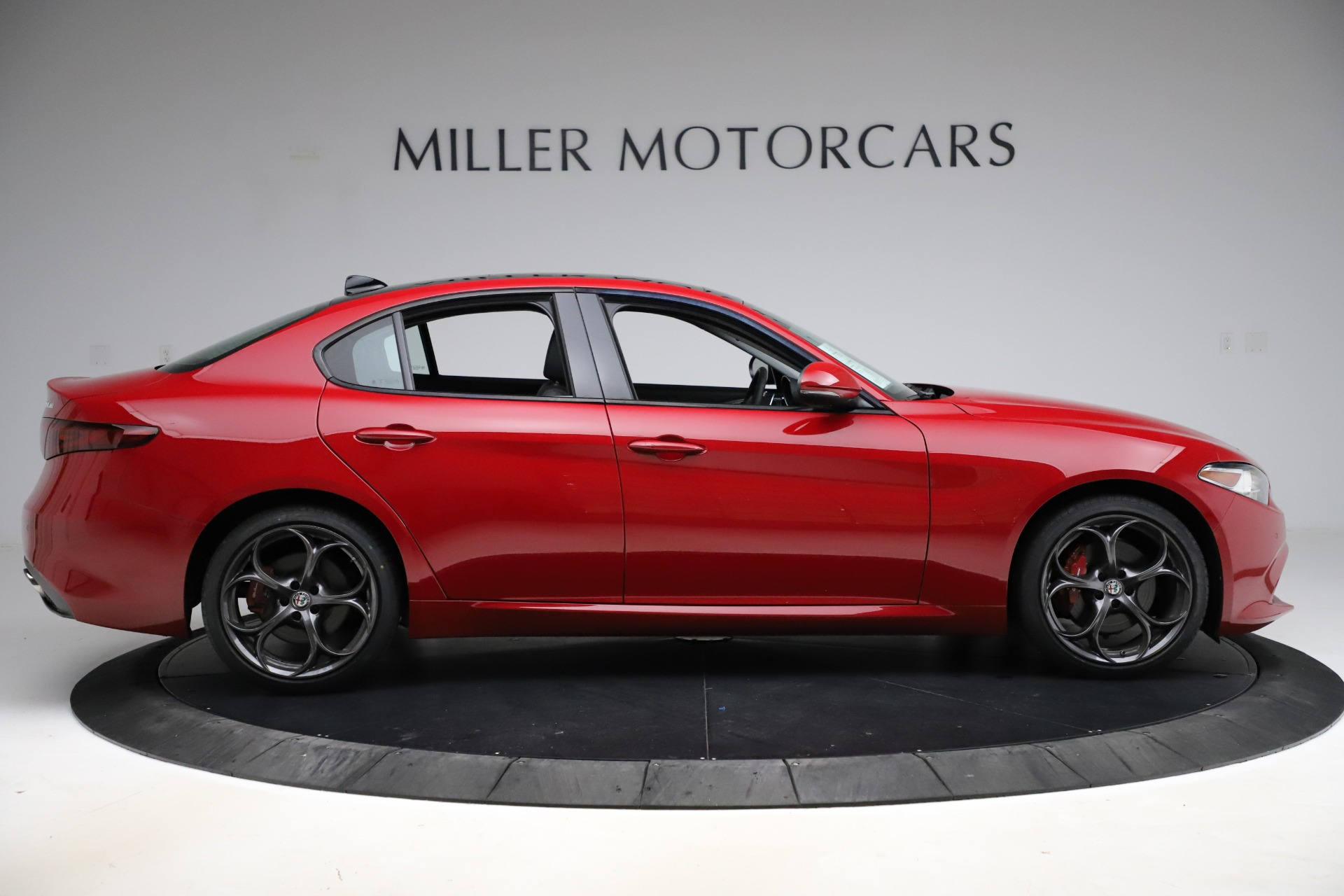 New 2018 Alfa Romeo Giulia Ti Sport Q4 For Sale In Westport, CT 1766_p9