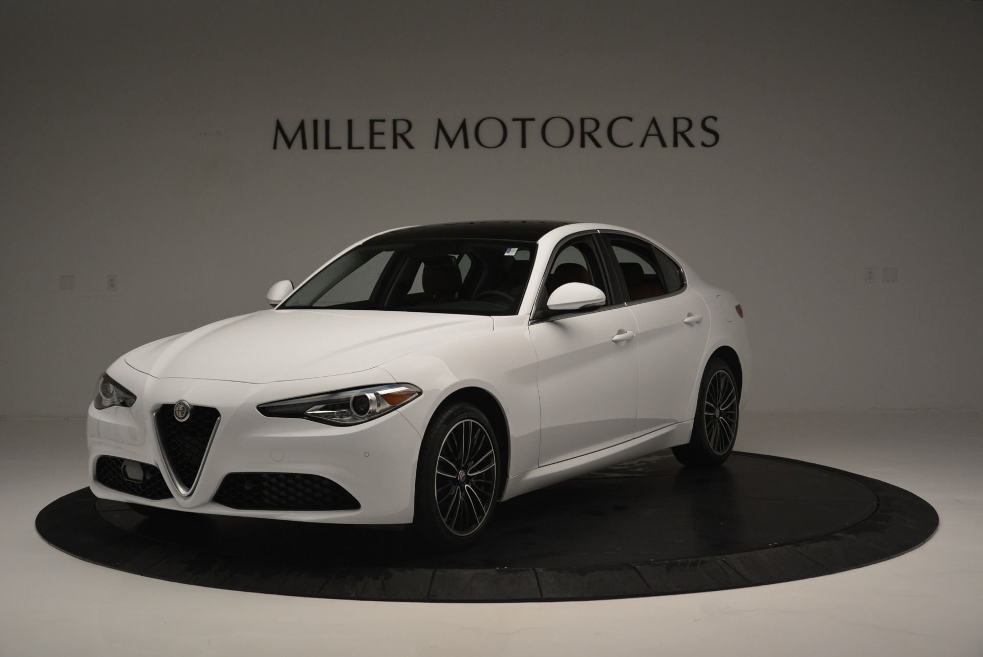 New 2018 Alfa Romeo Giulia Ti Lusso Q4 For Sale In Westport, CT 1767_p2