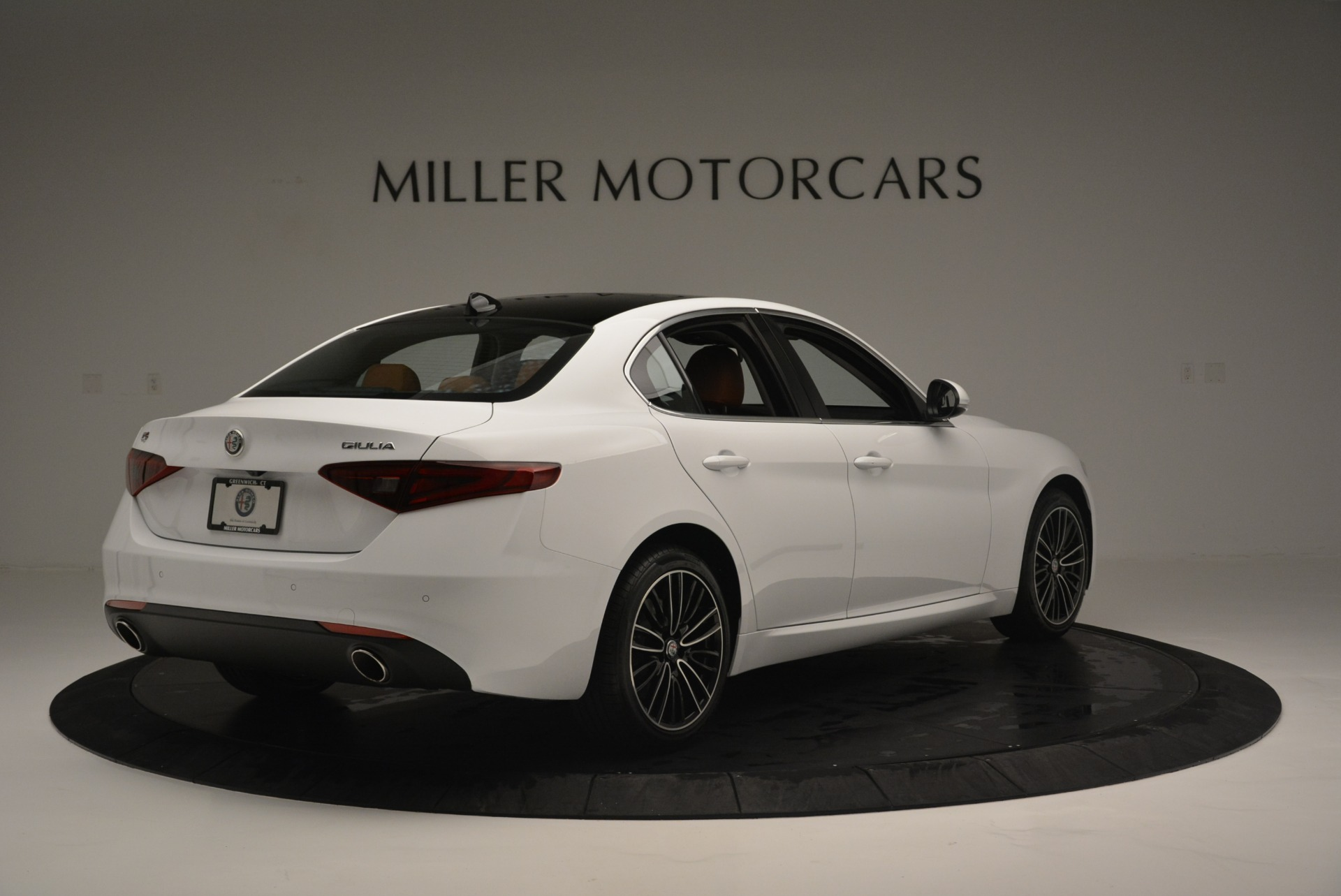 New 2018 Alfa Romeo Giulia Ti Lusso Q4 For Sale In Westport, CT 1767_p7
