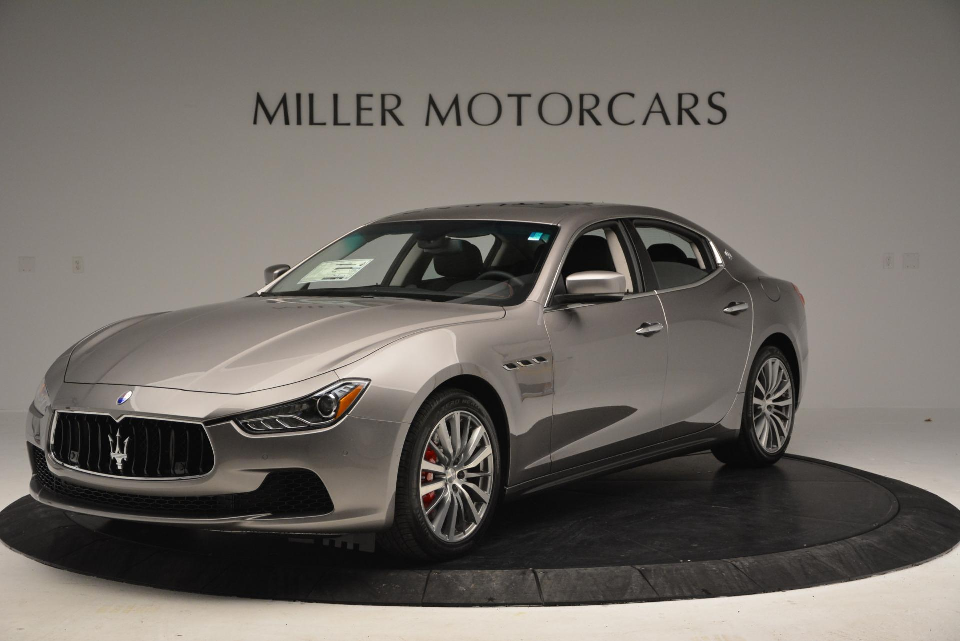 New 2016 Maserati Ghibli S Q4 For Sale In Westport, CT 177_main