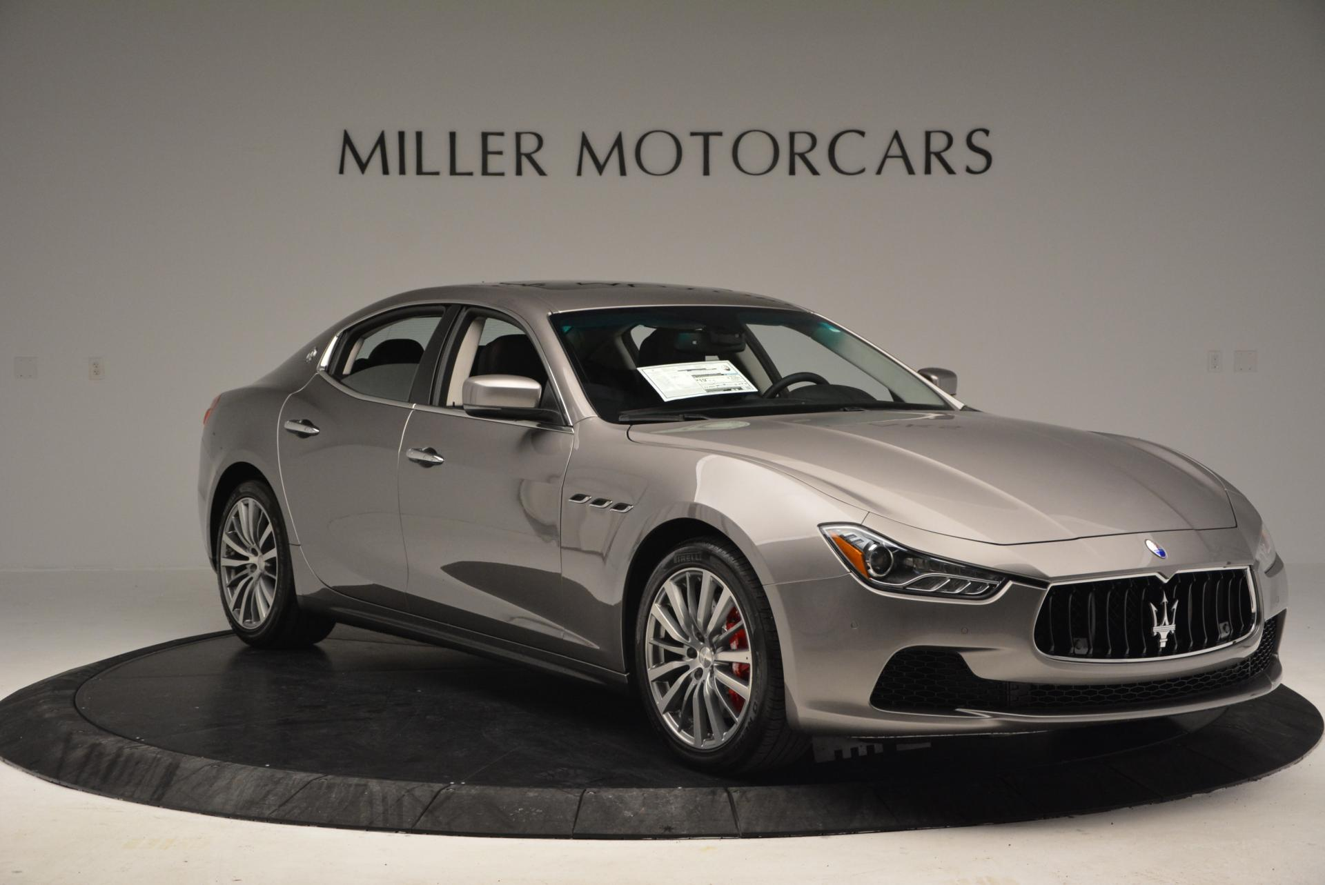 New 2016 Maserati Ghibli S Q4 For Sale In Westport, CT 177_p11