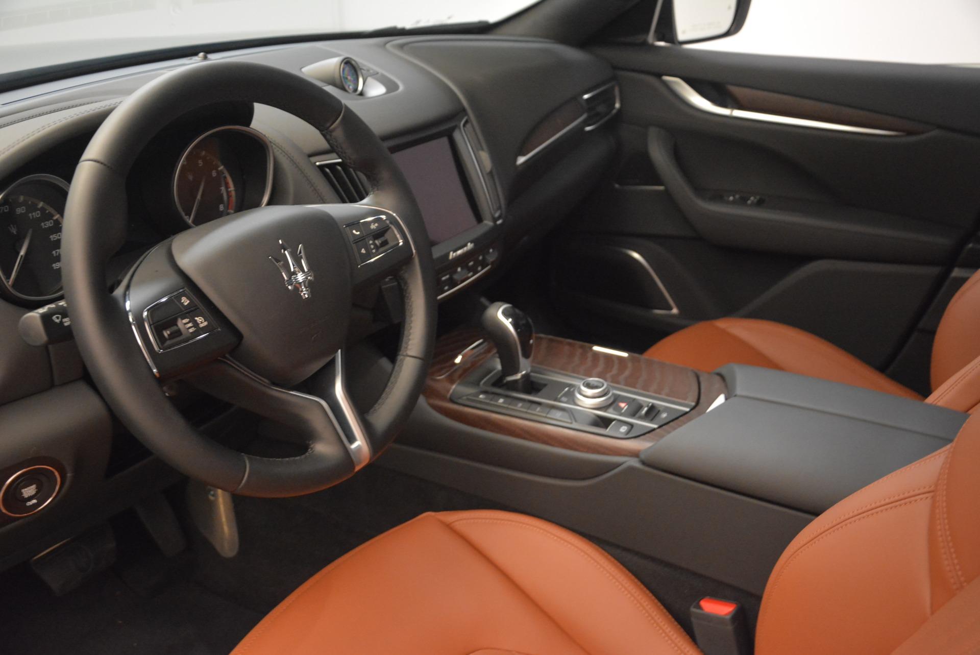New 2018 Maserati Levante Q4 GranLusso For Sale In Westport, CT 1770_p13