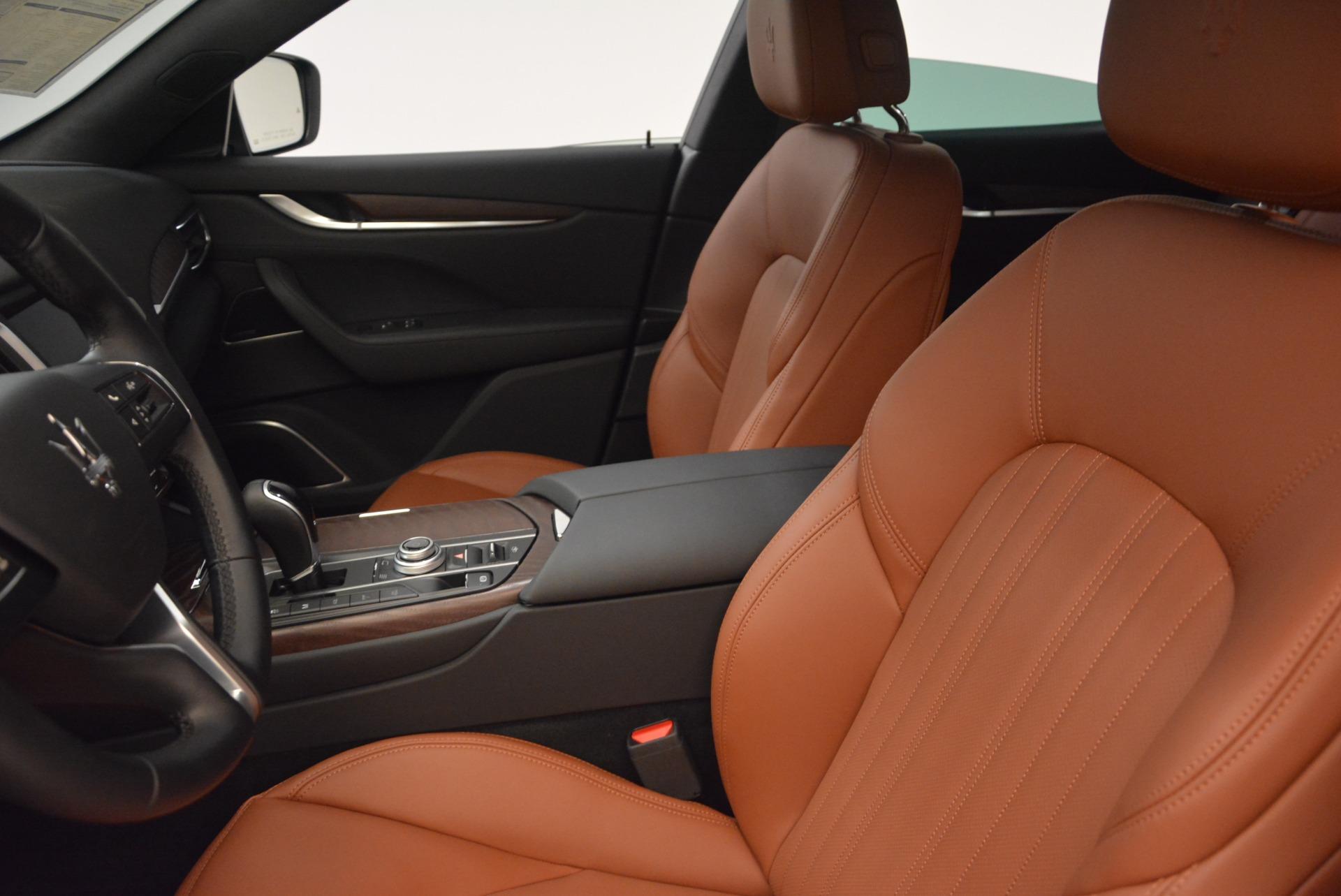 New 2018 Maserati Levante Q4 GranLusso For Sale In Westport, CT 1770_p14