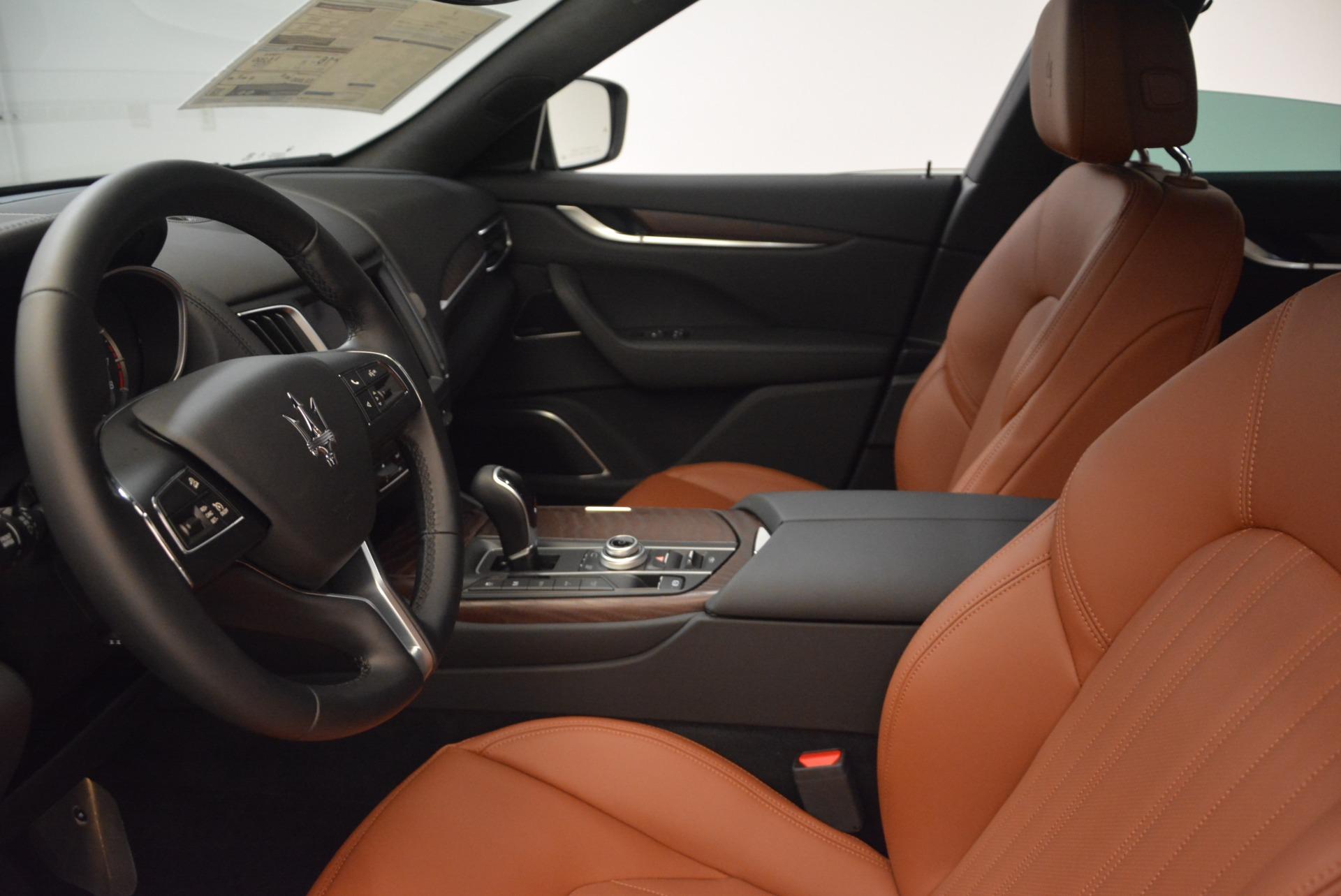New 2018 Maserati Levante Q4 GranLusso For Sale In Westport, CT 1770_p15