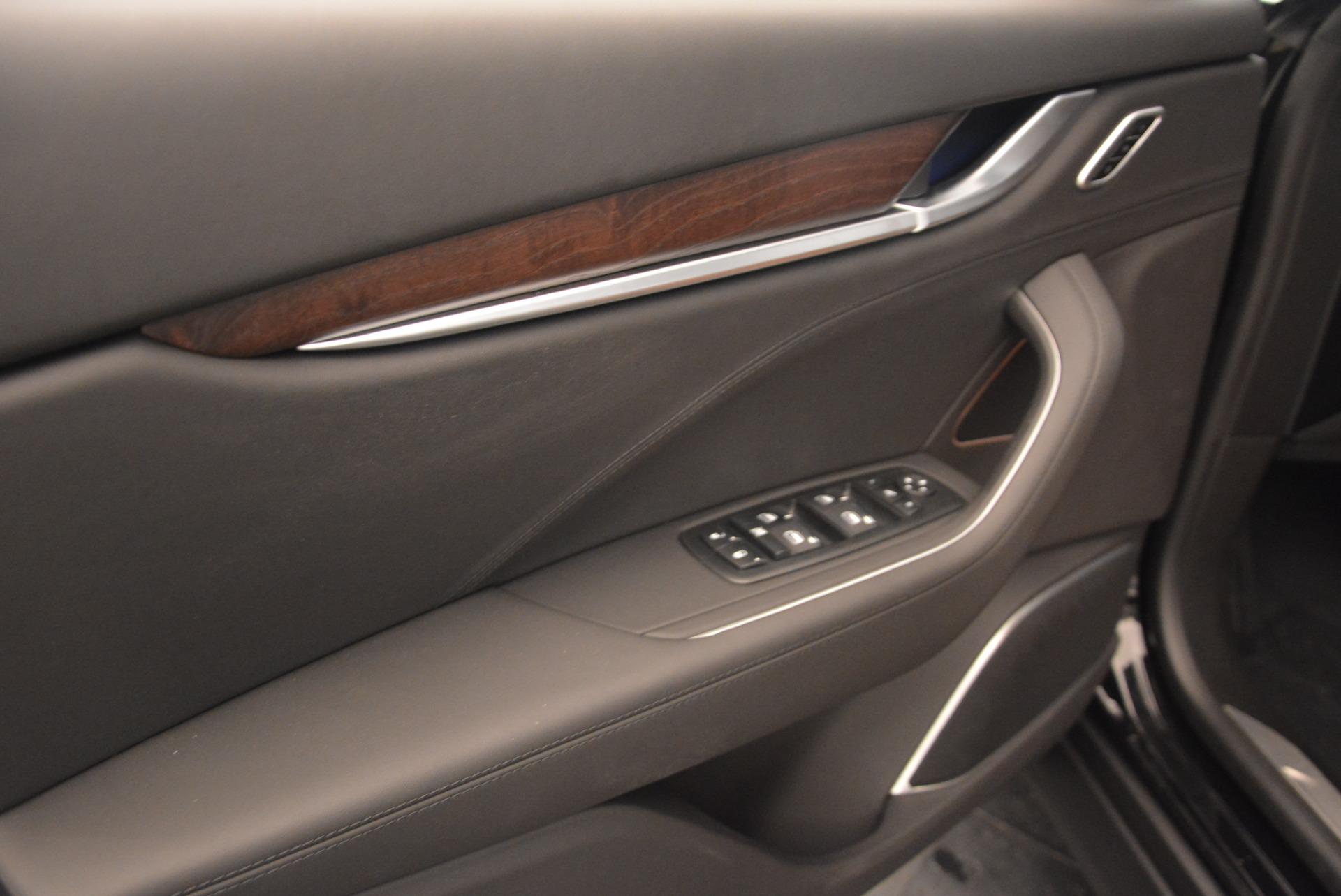 New 2018 Maserati Levante Q4 GranLusso For Sale In Westport, CT 1770_p17