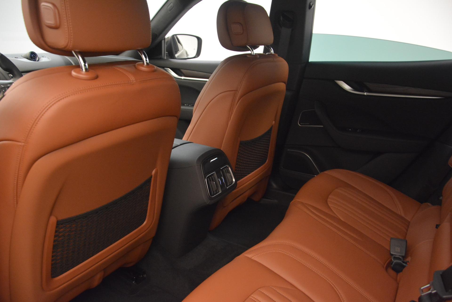 New 2018 Maserati Levante Q4 GranLusso For Sale In Westport, CT 1770_p18