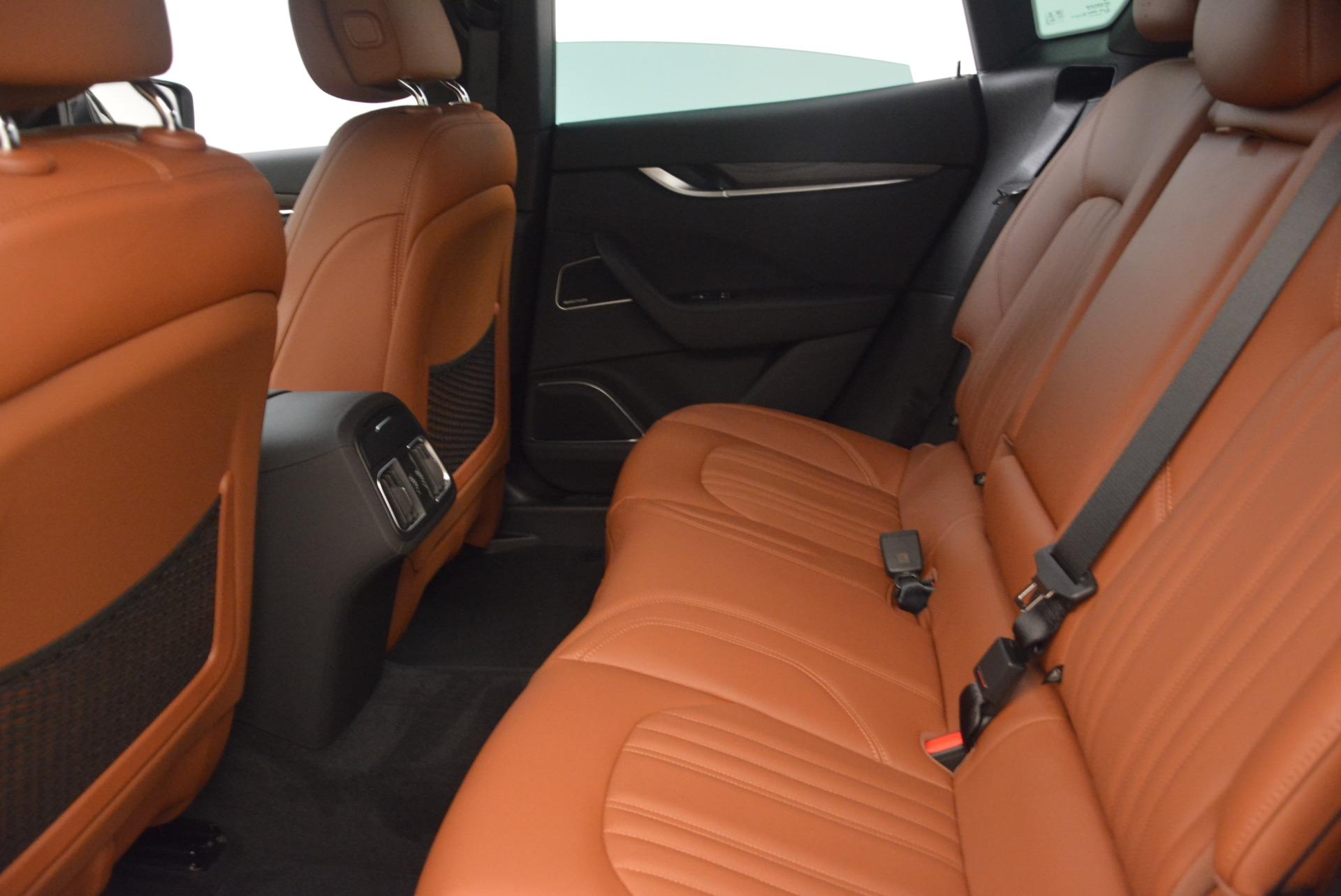 New 2018 Maserati Levante Q4 GranLusso For Sale In Westport, CT 1770_p19