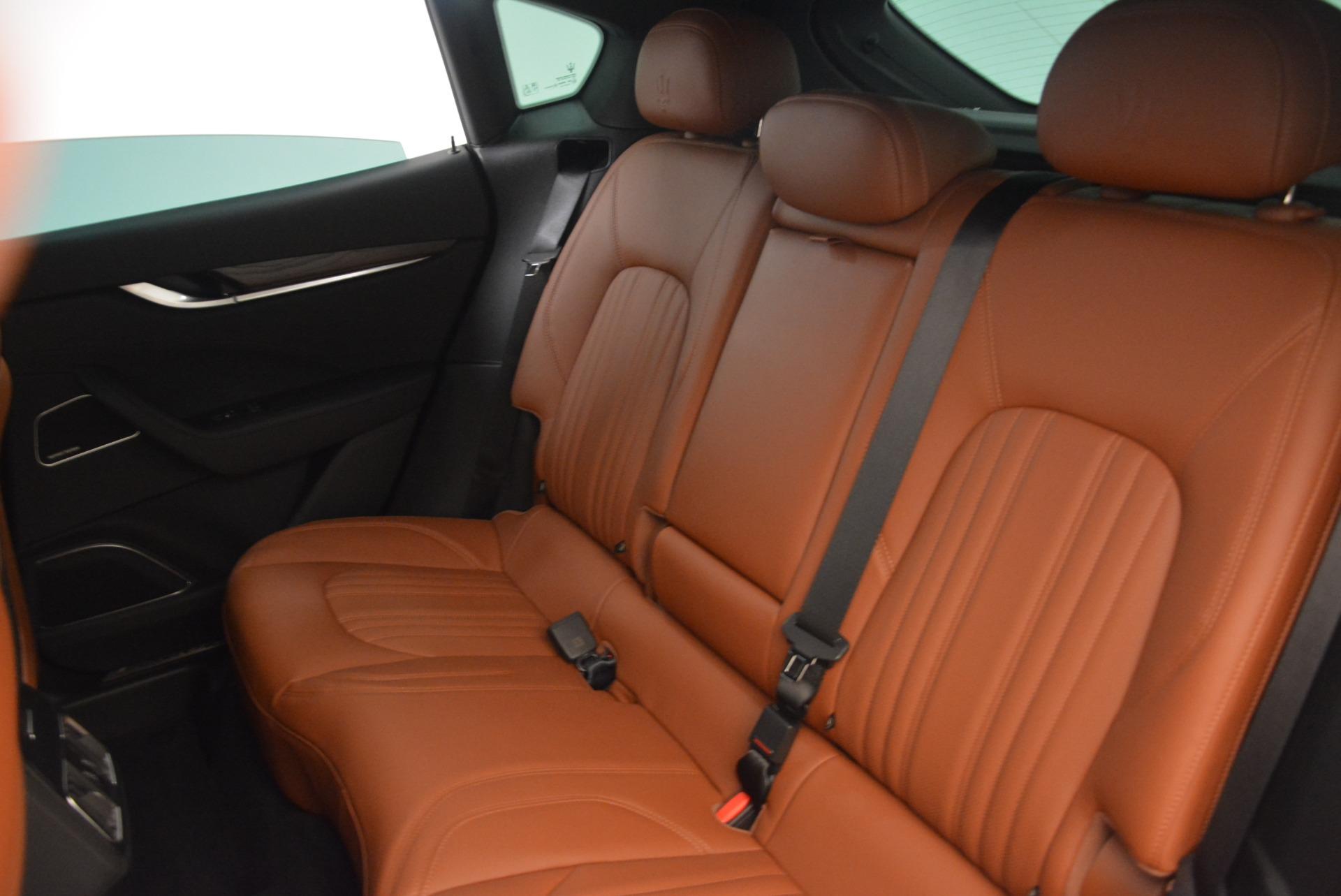 New 2018 Maserati Levante Q4 GranLusso For Sale In Westport, CT 1770_p20