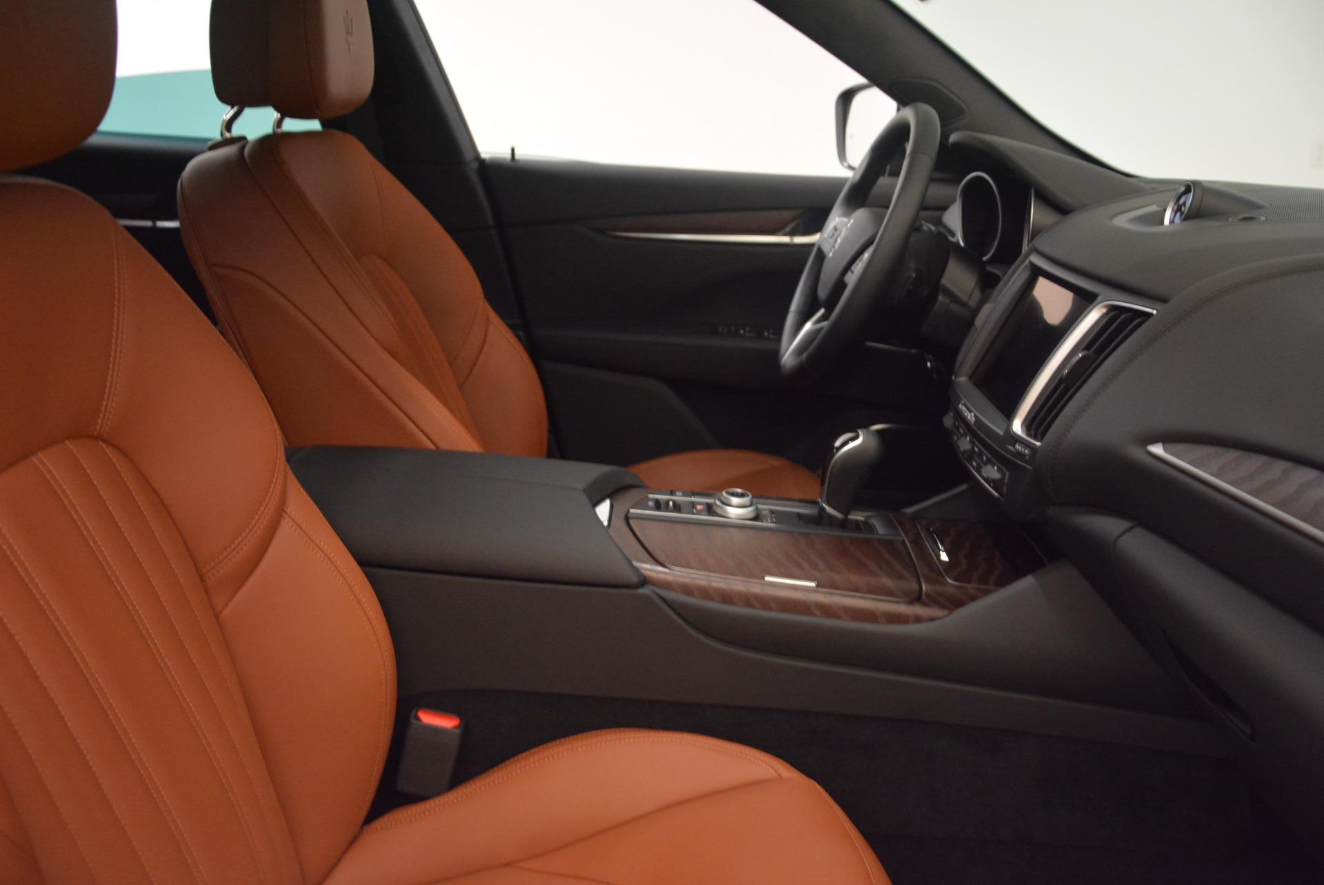 New 2018 Maserati Levante Q4 GranLusso For Sale In Westport, CT 1770_p22