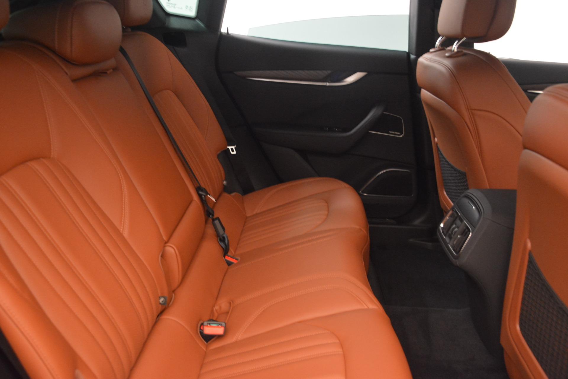 New 2018 Maserati Levante Q4 GranLusso For Sale In Westport, CT 1770_p25