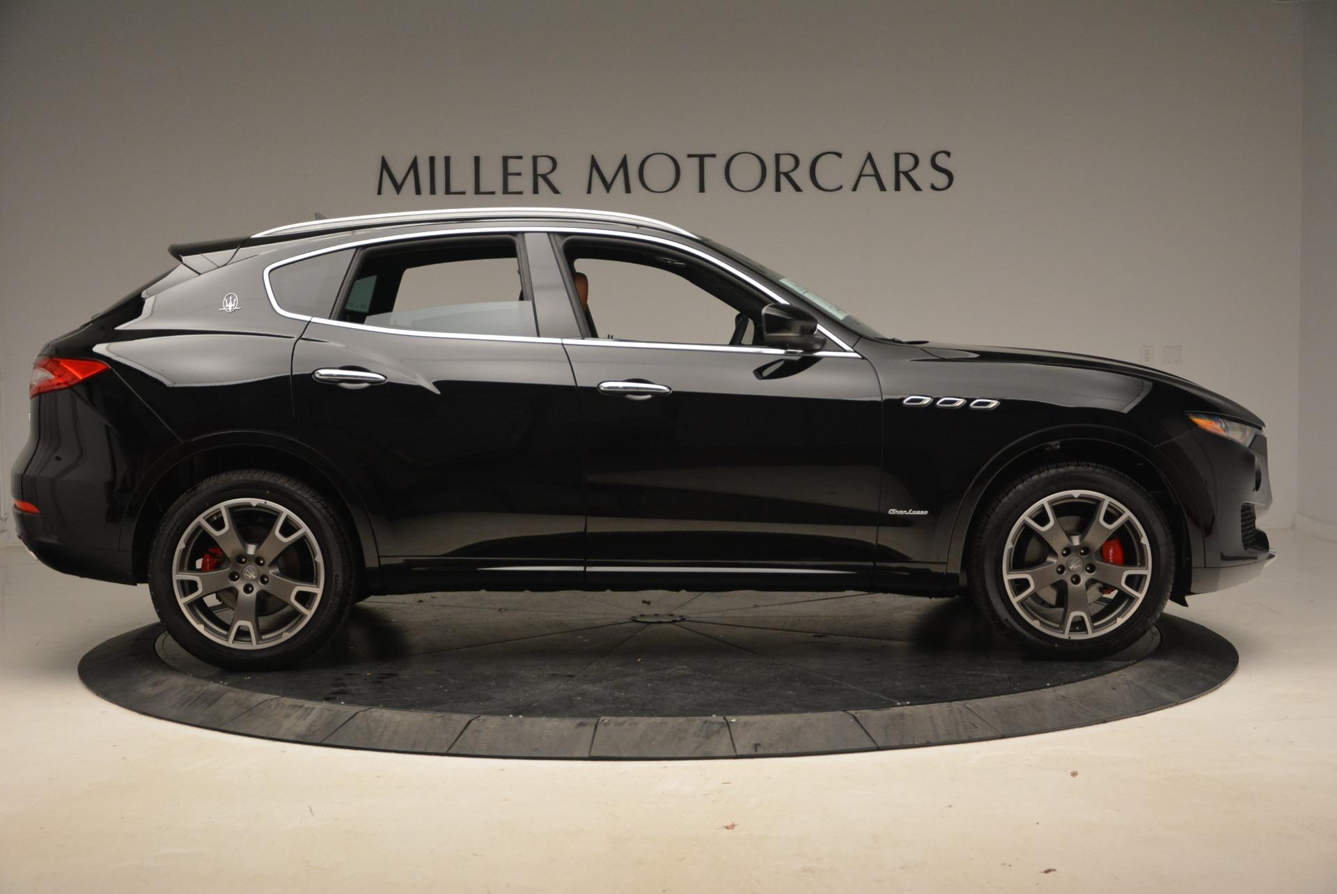 New 2018 Maserati Levante Q4 GranLusso For Sale In Westport, CT 1770_p9