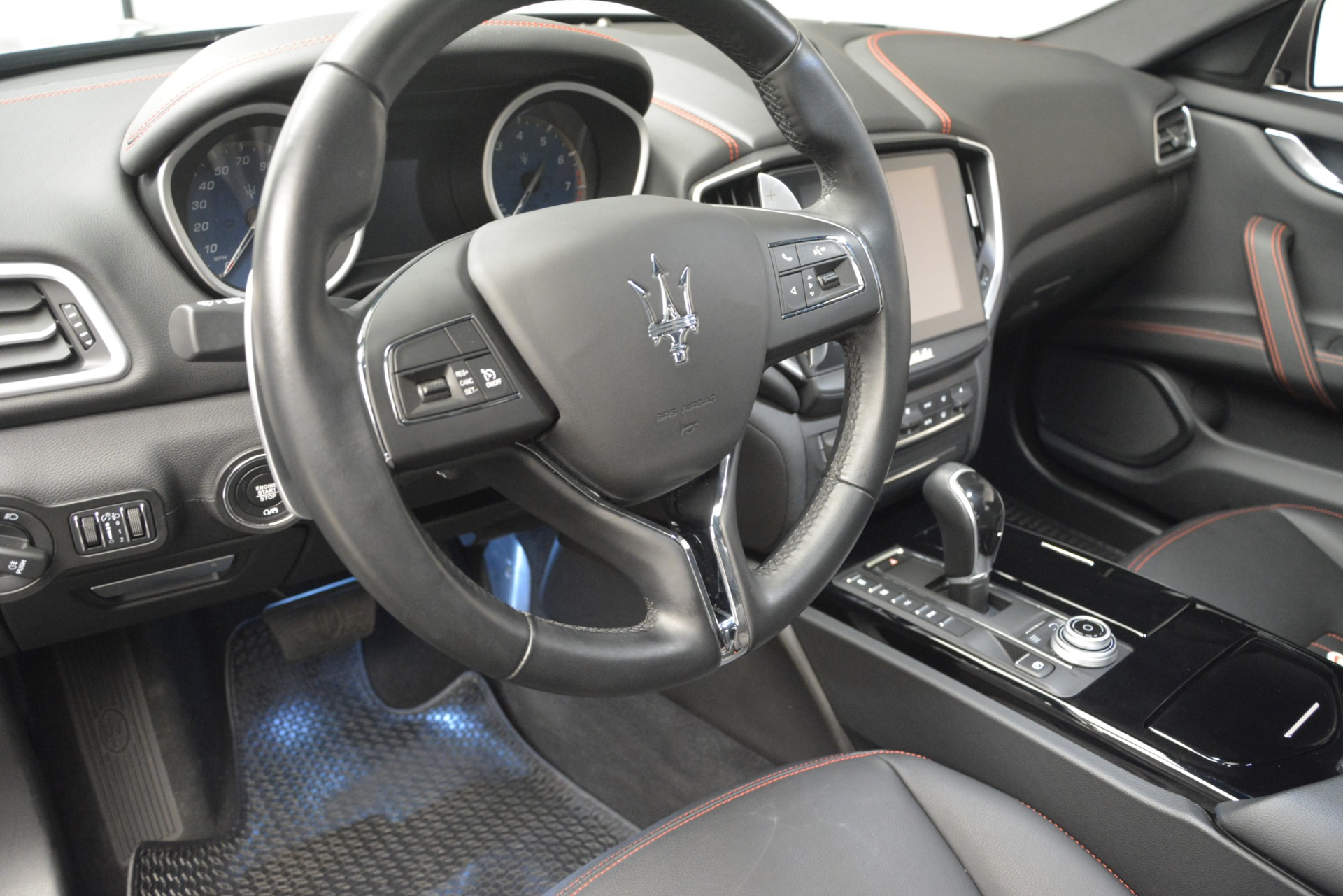 Used 2018 Maserati Ghibli S Q4 For Sale In Westport, CT 1772_p14