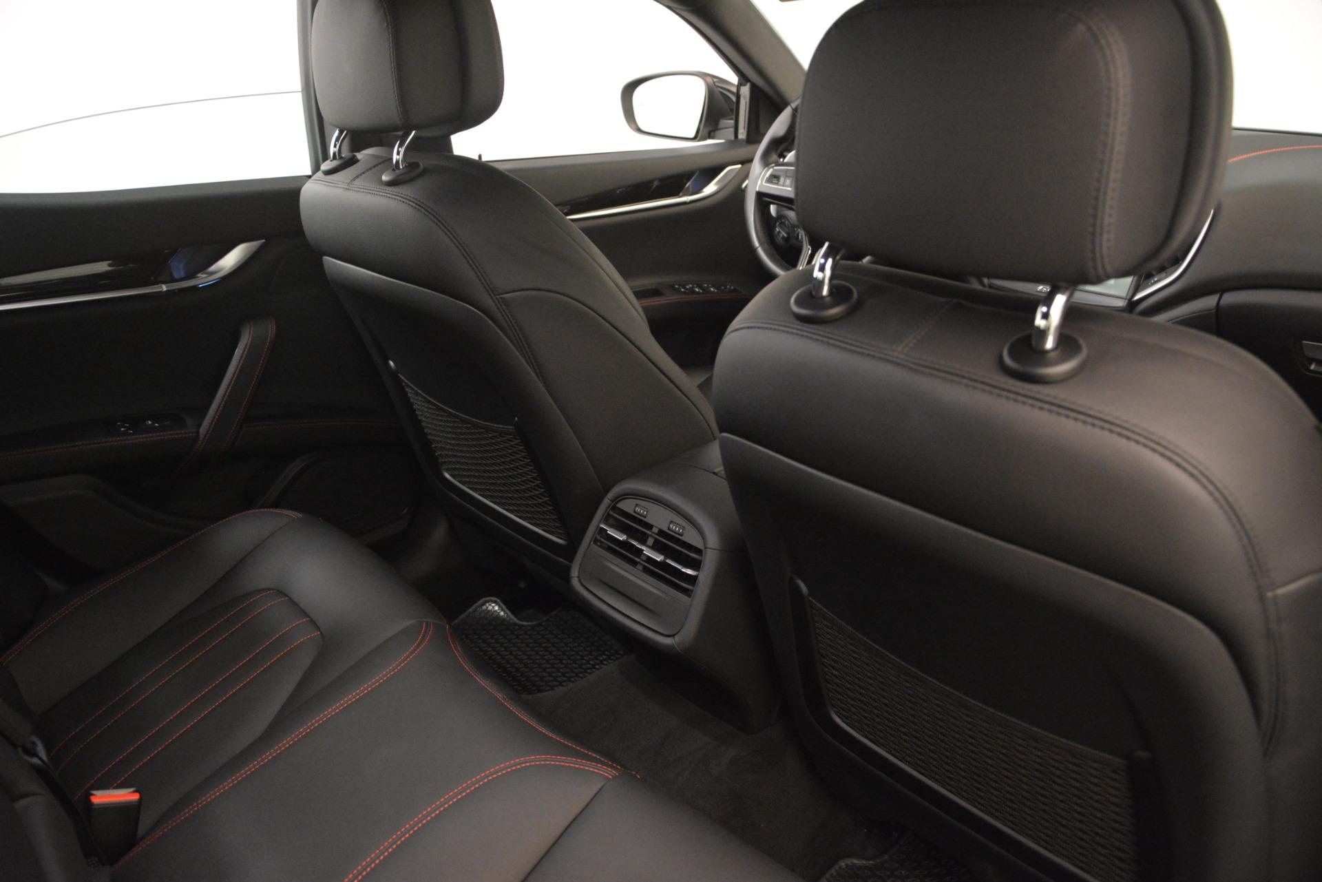 Used 2018 Maserati Ghibli S Q4 For Sale In Westport, CT 1772_p22