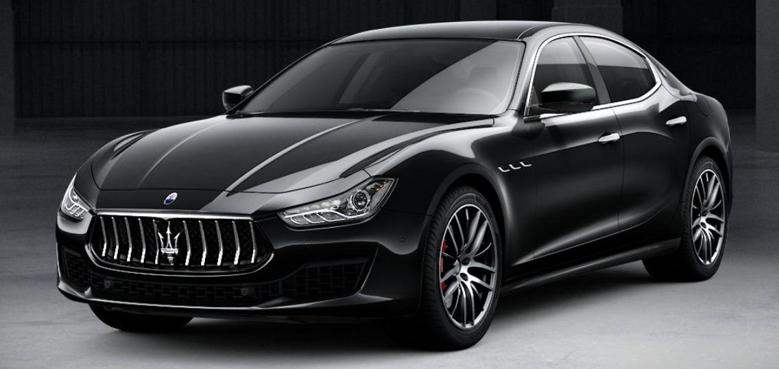 New 2018 Maserati Ghibli S Q4 For Sale In Westport, CT 1773_main