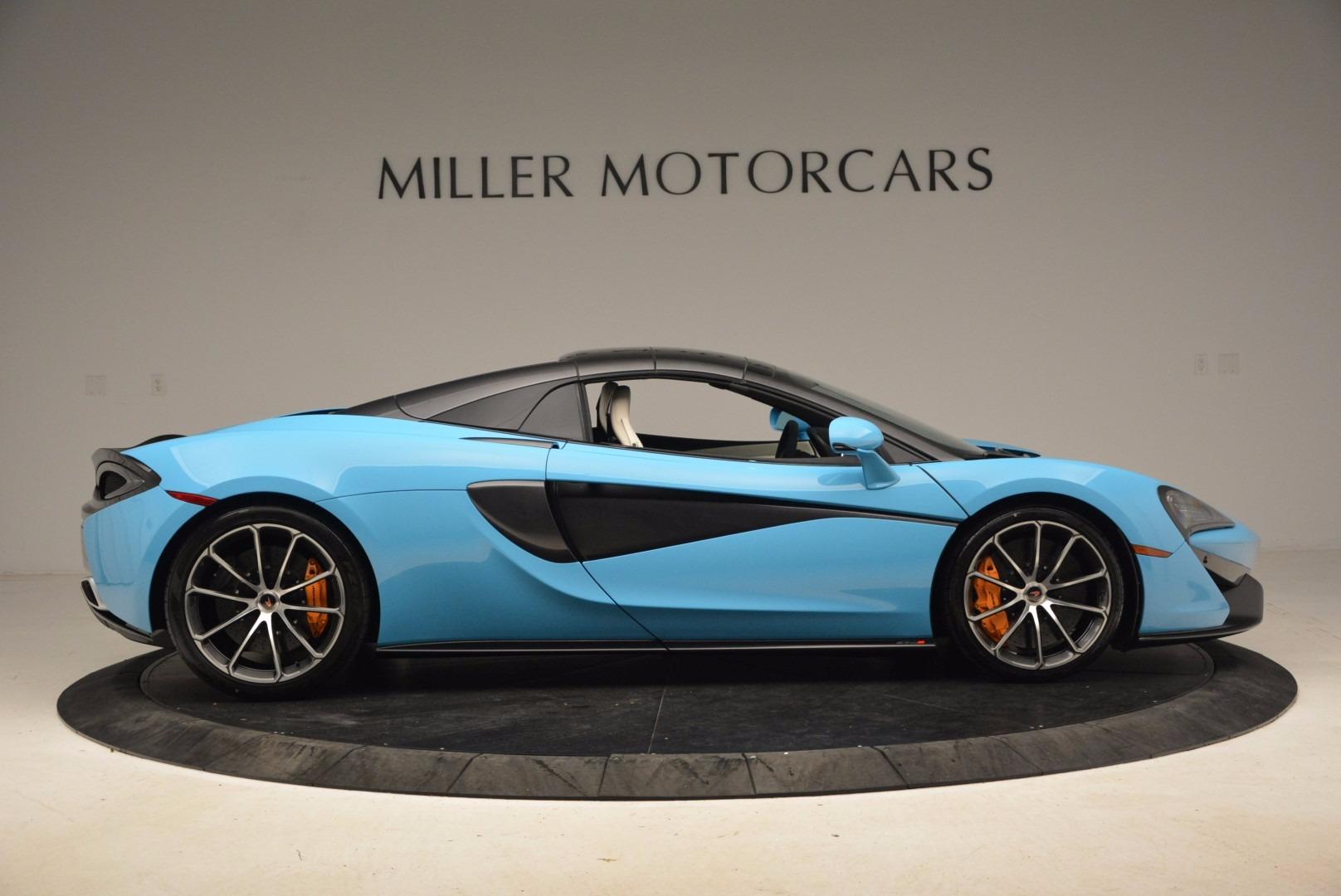 New 2018 McLaren 570S Spider For Sale In Westport, CT 1775_p21