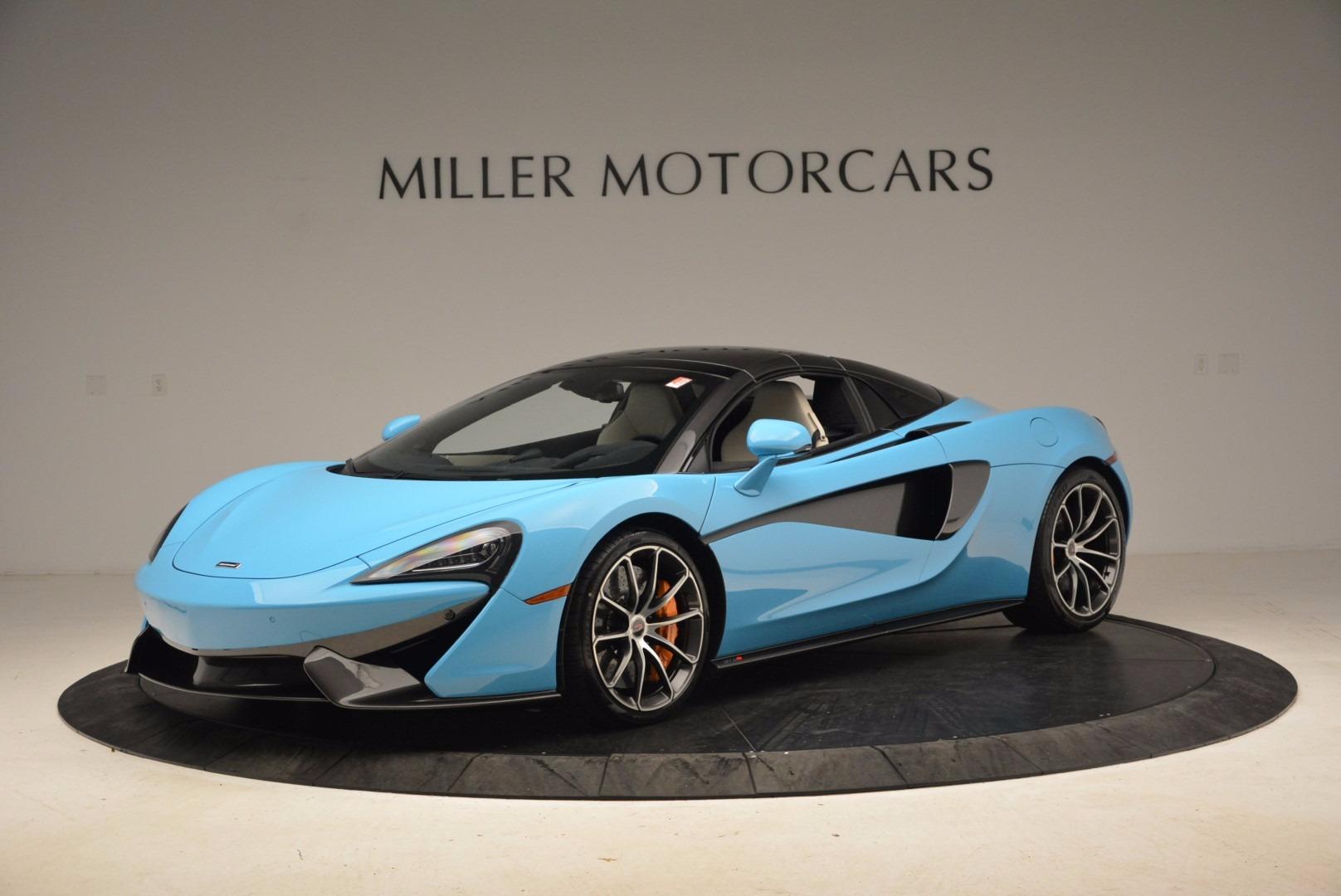 New 2018 McLaren 570S Spider For Sale In Westport, CT 1775_p24
