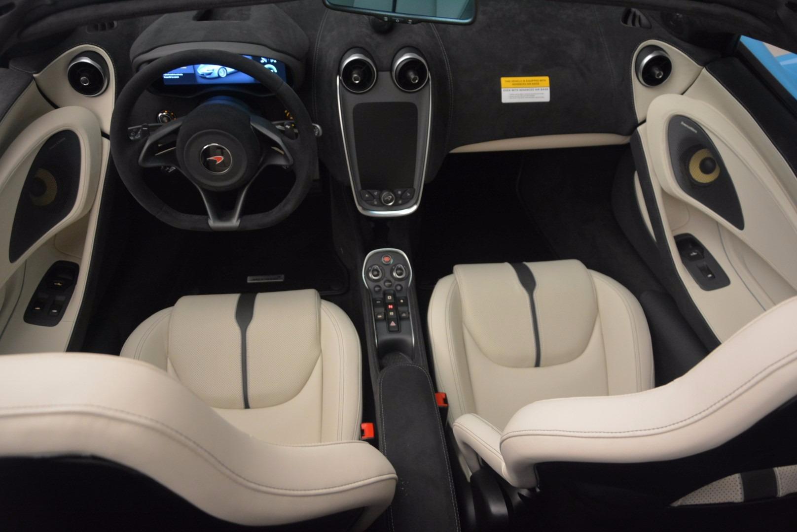 New 2018 McLaren 570S Spider For Sale In Westport, CT 1775_p28