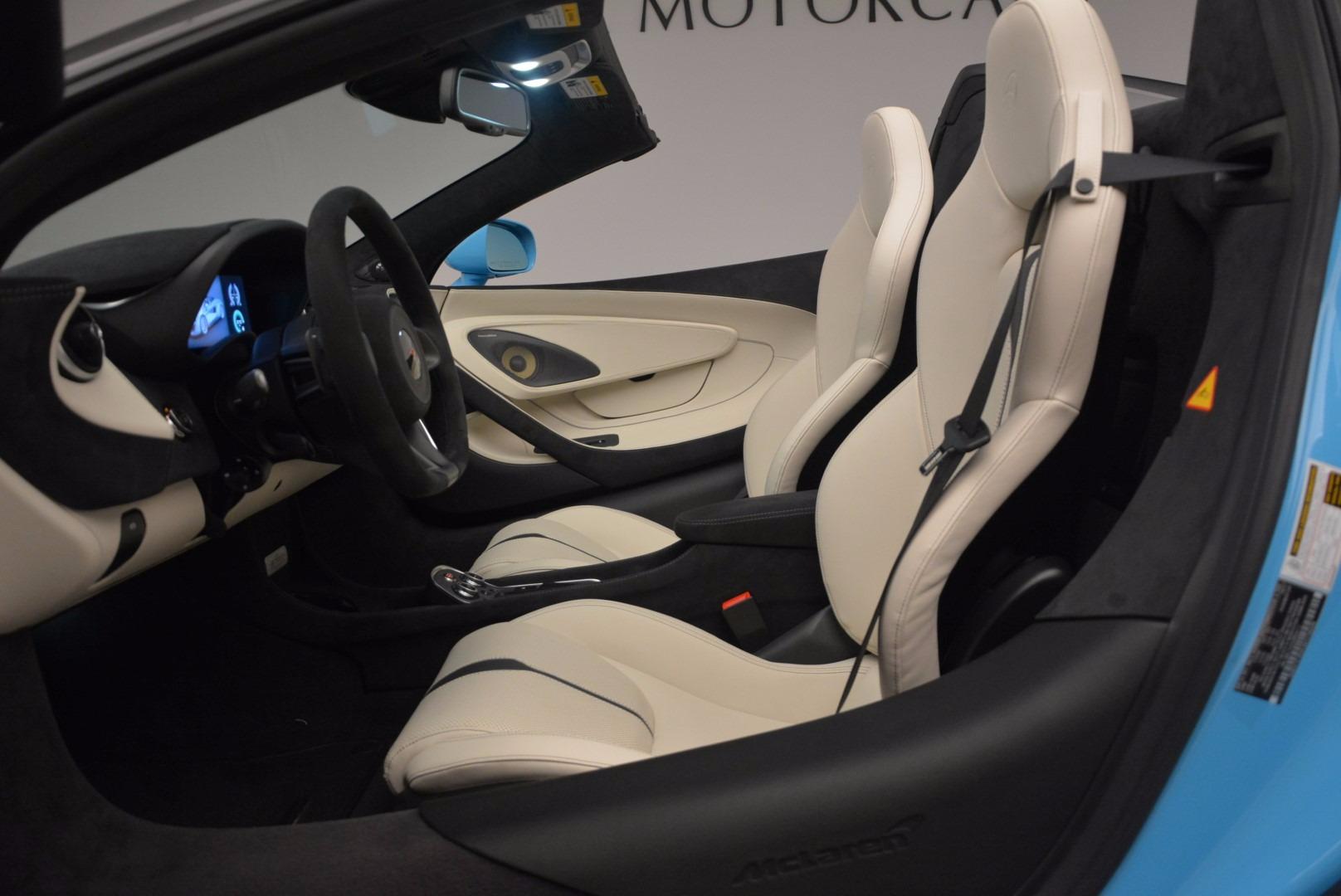 New 2018 McLaren 570S Spider For Sale In Westport, CT 1775_p30