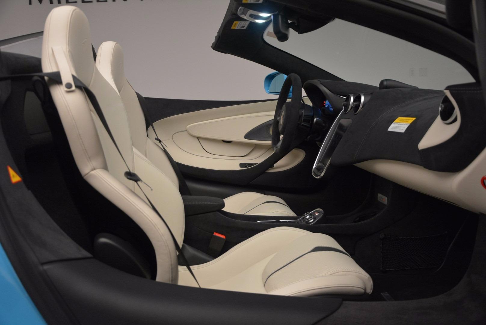 New 2018 McLaren 570S Spider For Sale In Westport, CT 1775_p33