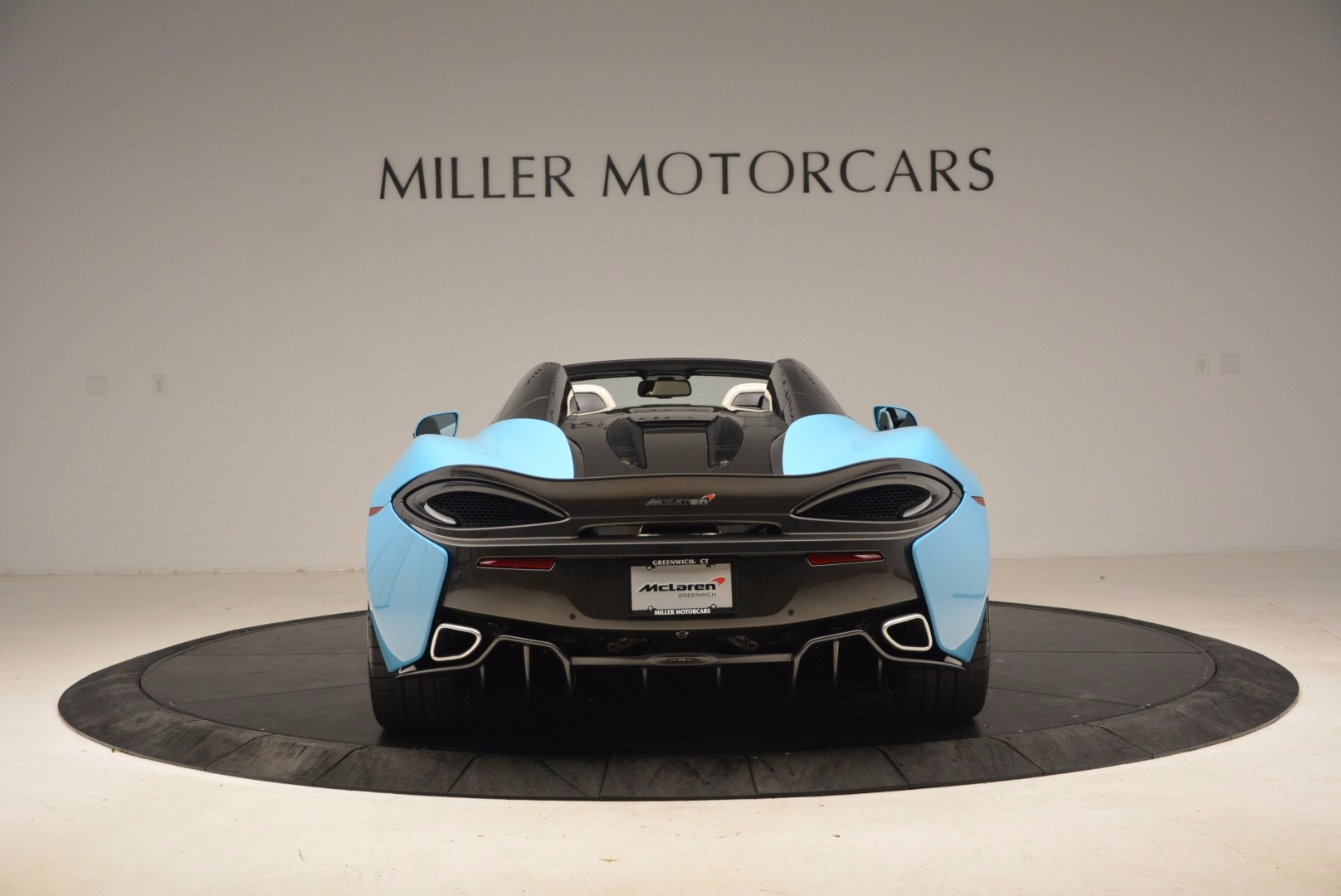 New 2018 McLaren 570S Spider For Sale In Westport, CT 1775_p6