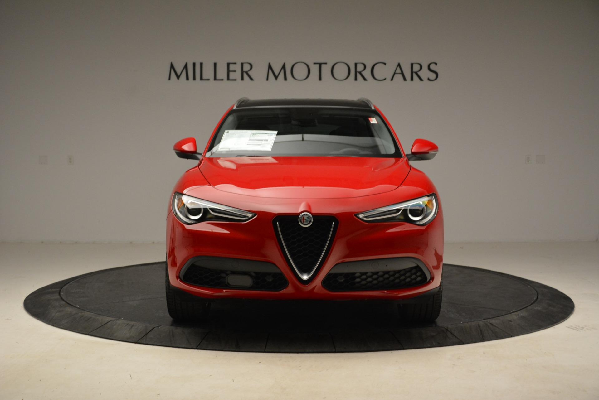 New 2018 Alfa Romeo Stelvio Ti Q4 For Sale In Westport, CT 1776_p12