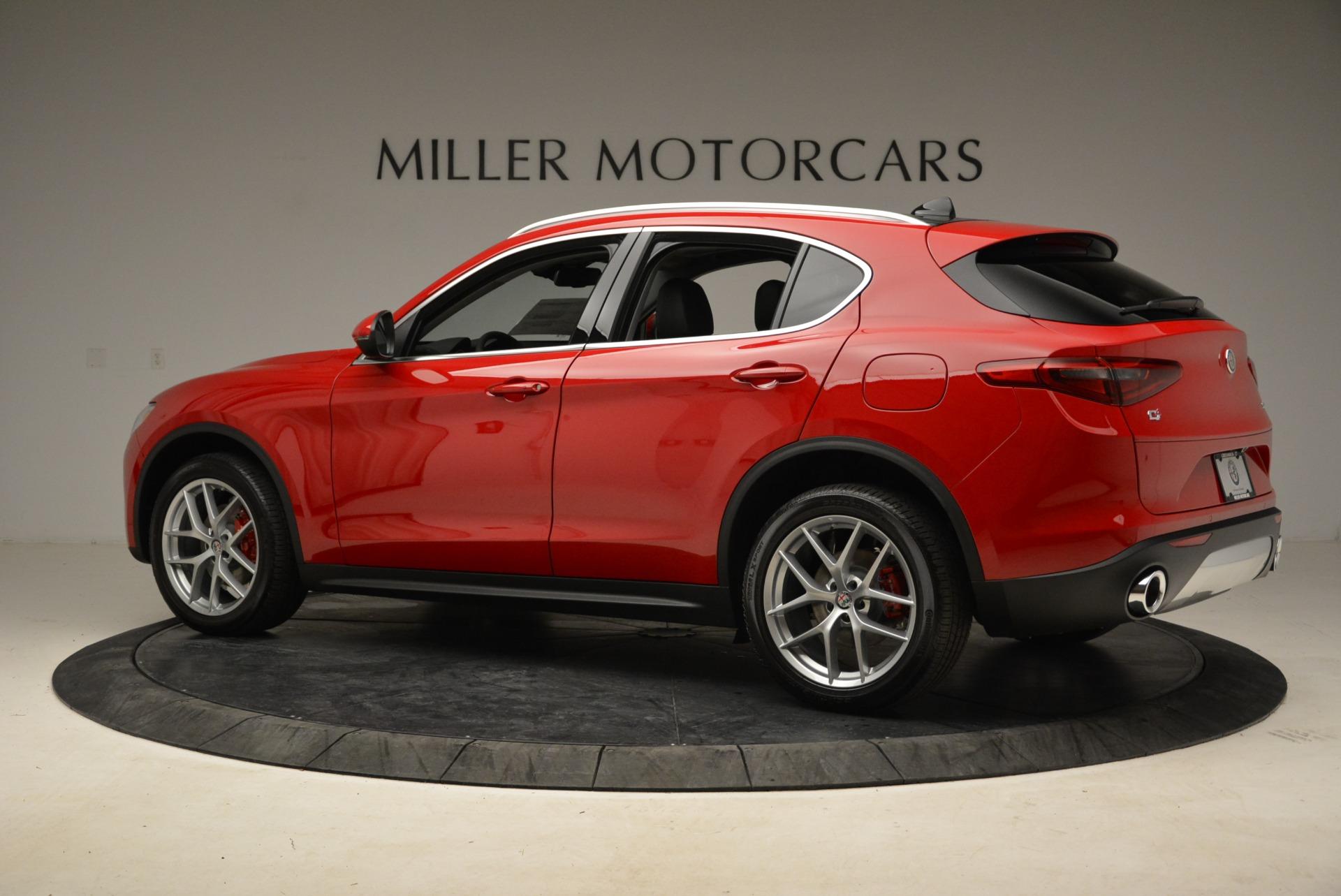 New 2018 Alfa Romeo Stelvio Ti Q4 For Sale In Westport, CT 1776_p4