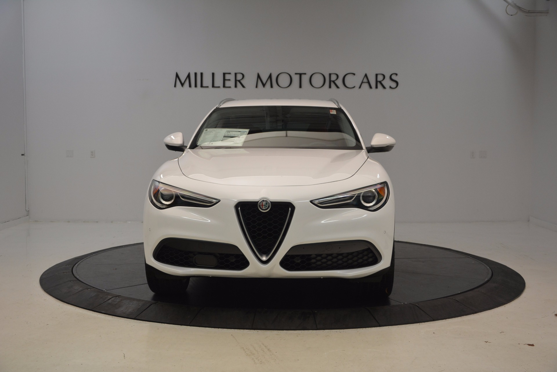 New 2018 Alfa Romeo Stelvio Ti Sport Q4 For Sale In Westport, CT 1777_p12