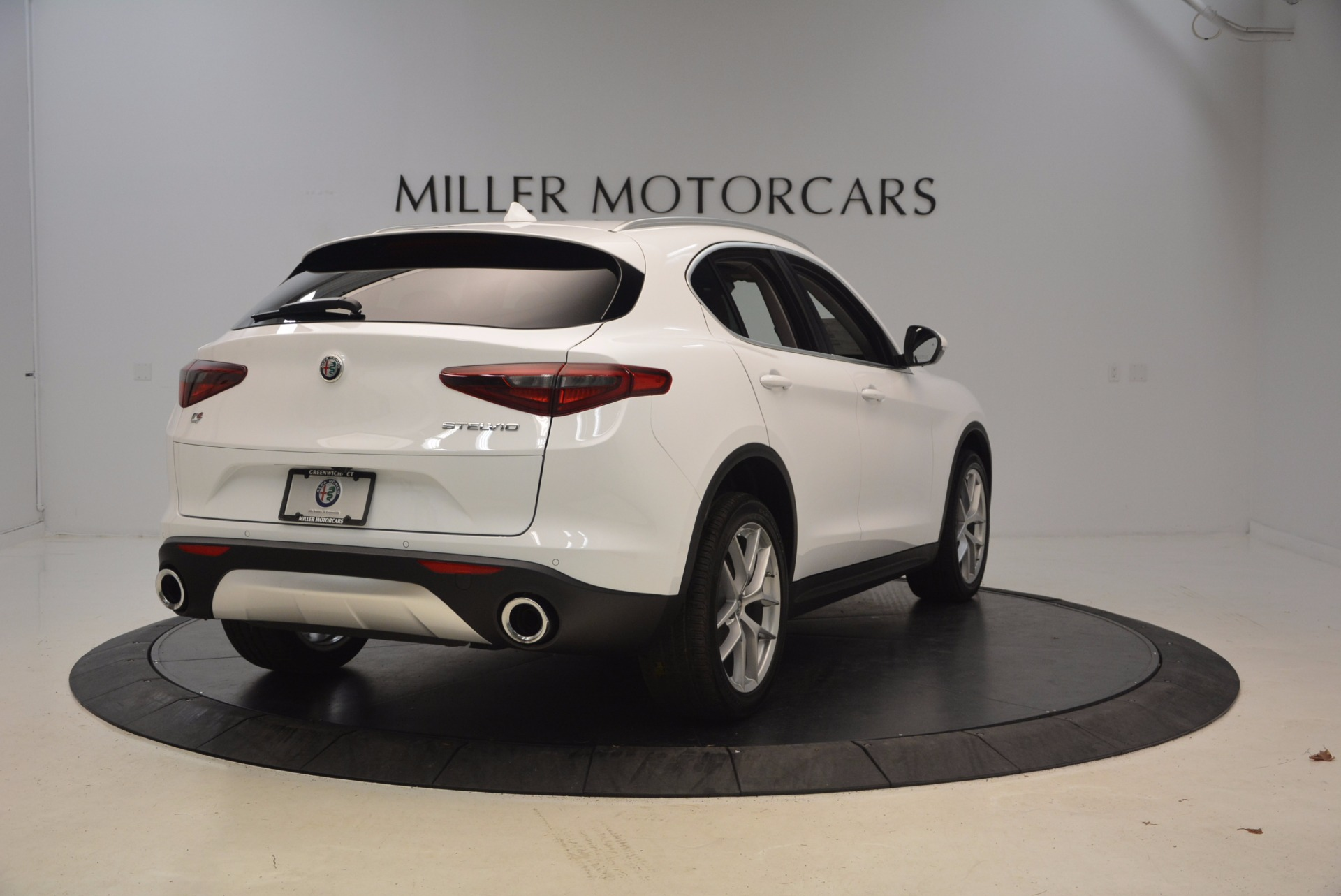 New 2018 Alfa Romeo Stelvio Ti Sport Q4 For Sale In Westport, CT 1777_p7