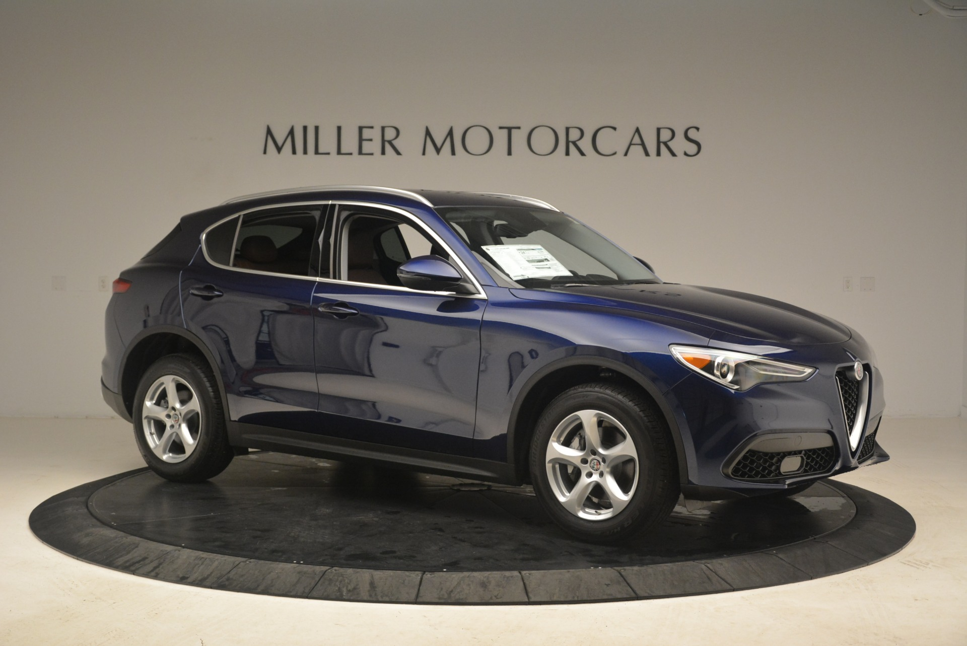 New 2018 Alfa Romeo Stelvio Q4 For Sale In Westport, CT 1780_p10