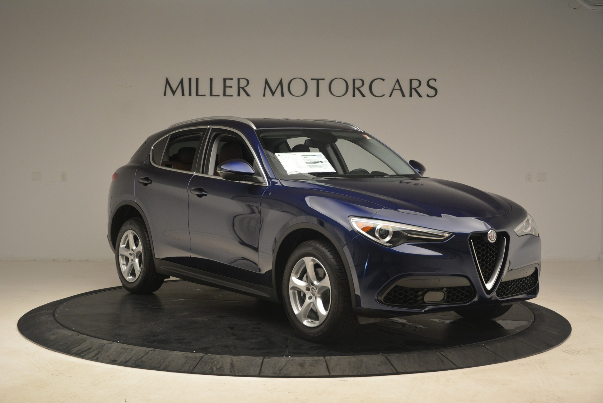 New 2018 Alfa Romeo Stelvio Q4 For Sale In Westport, CT 1780_p11