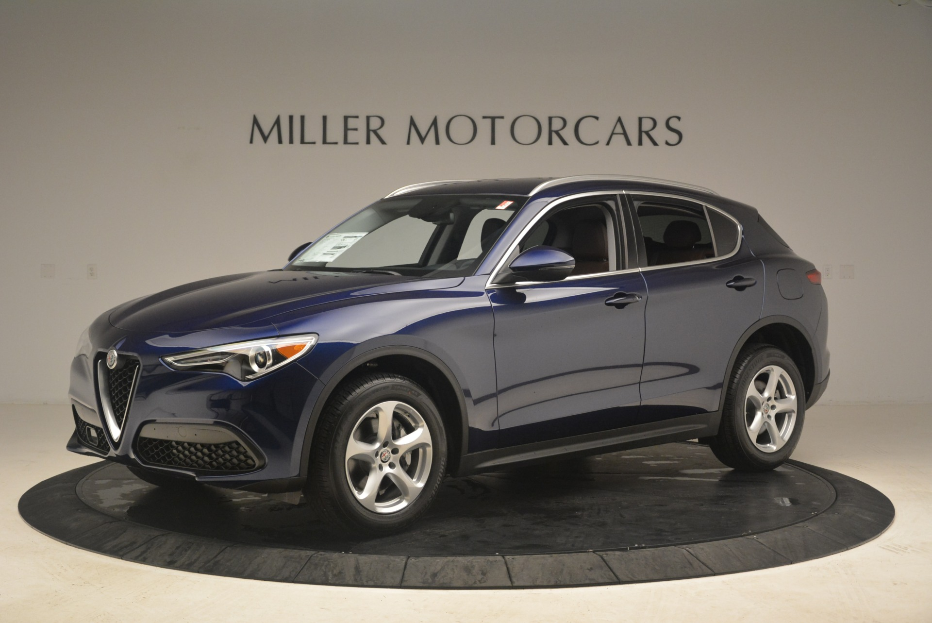 New 2018 Alfa Romeo Stelvio Q4 For Sale In Westport, CT 1780_p2